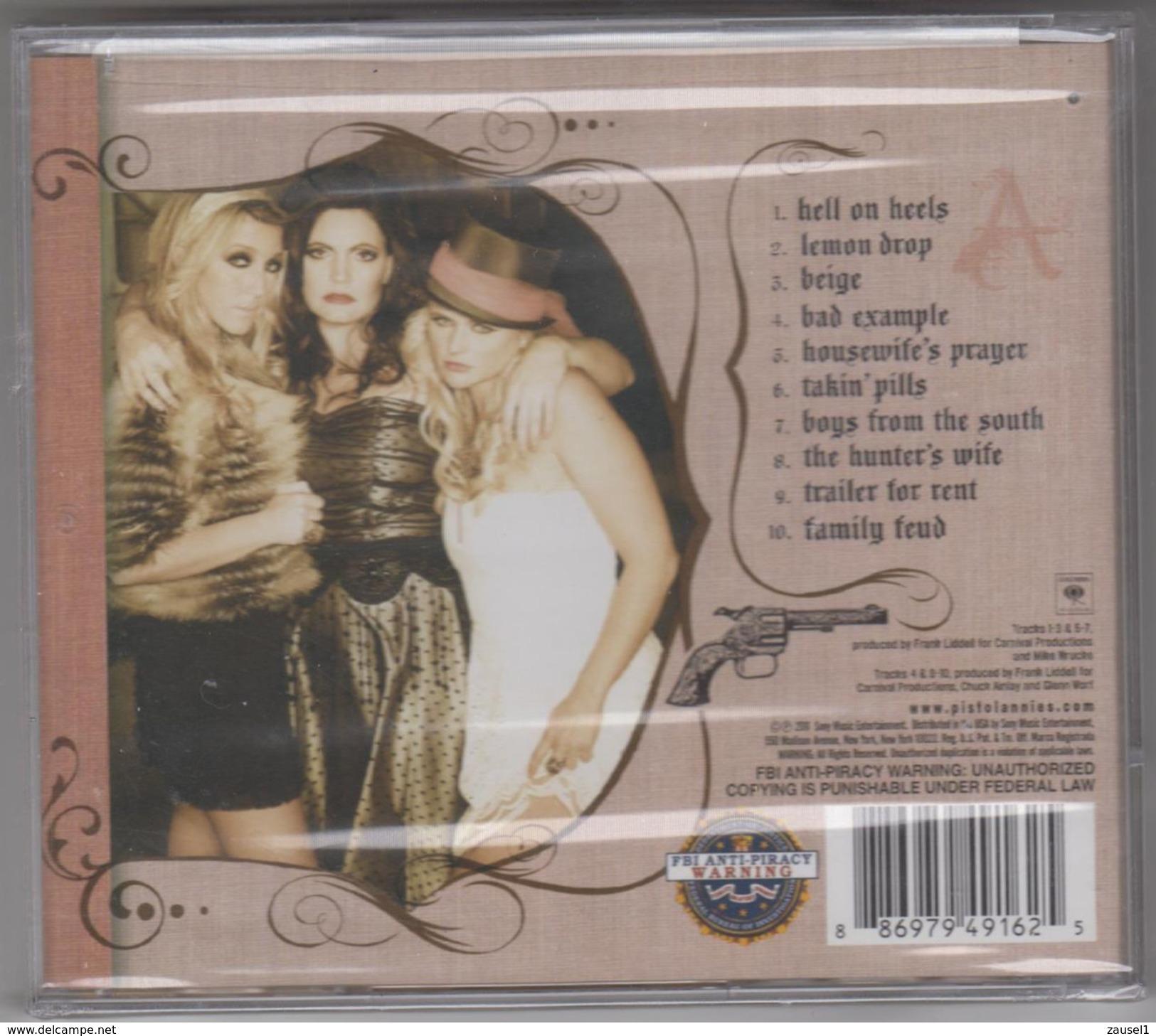 Pistol Annies, U.a. Miranda Lambert - Hell On Heels - Original, Neuwertig - Country & Folk