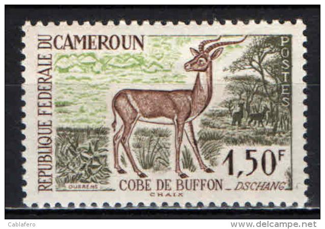 CAMERUN - 1962 - CHAIX - NUOVO MH - Cameroun (1960-...)