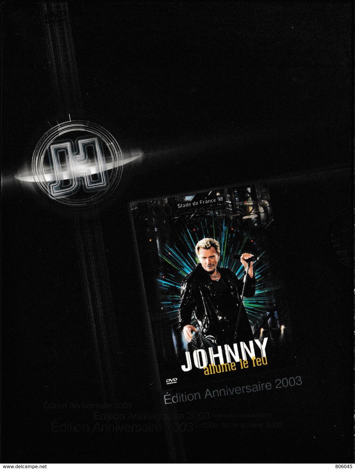 Johnny Hallyday Allume Le Feu - Musik-DVD's