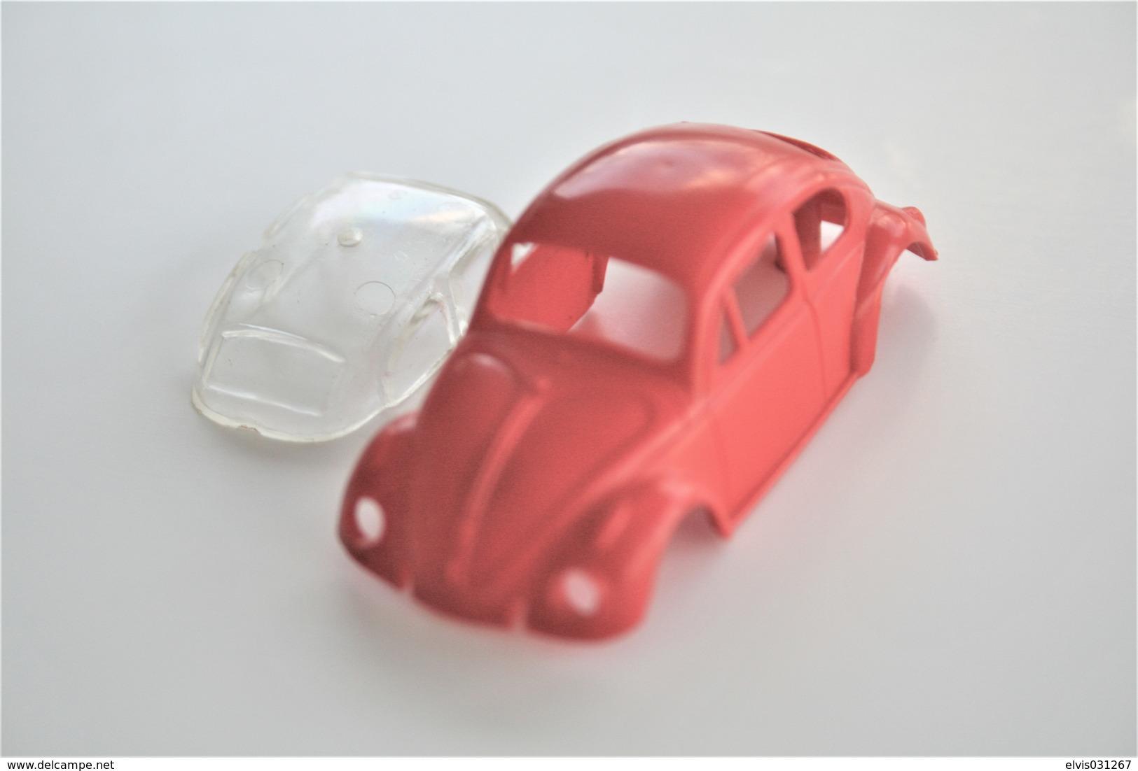 FALLER AMS 4803 Parts Type 2 VW Beetle - VW Bug - Blue - 1950-60's - Autocircuits