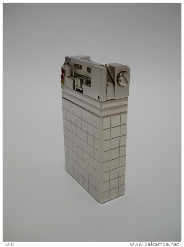 RARE Briquet Dupont Urban Square  Palladium   220 € - Dupont