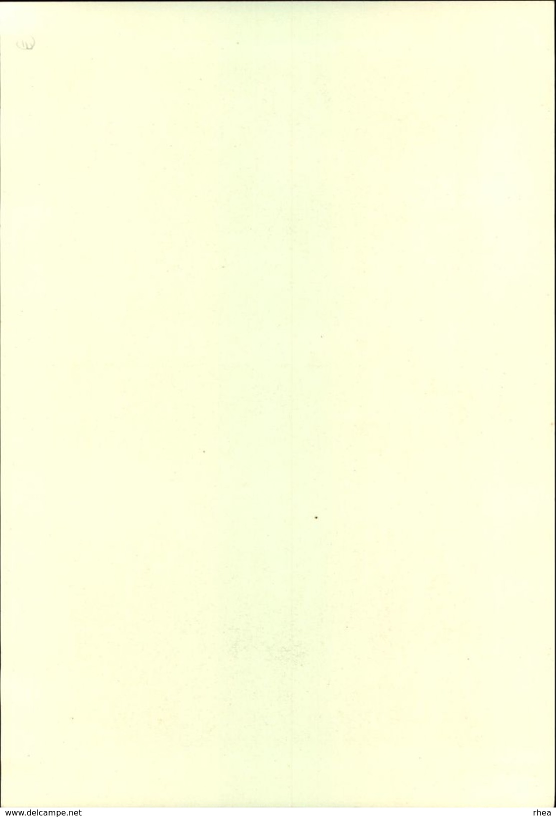 76 - DIEPPE - Planche Sépia - Cliché 1935 - Vieux Papiers