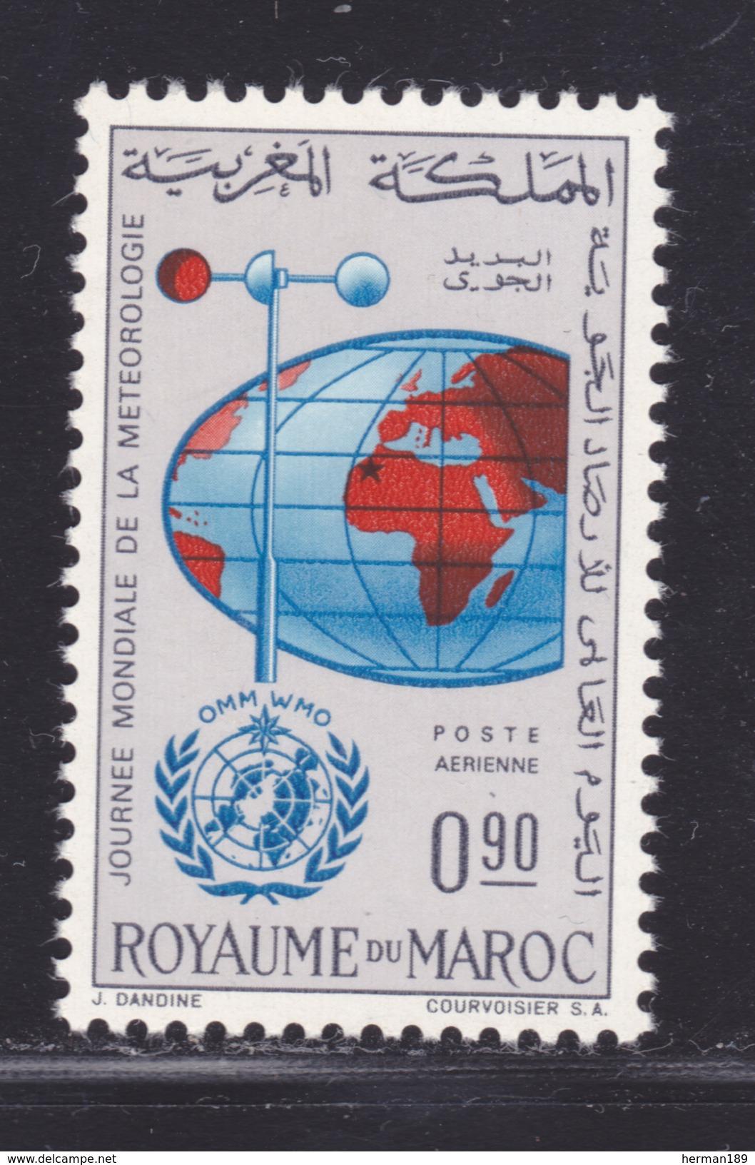 MAROC AERIENS N°  111 ** MNH Neufs Sans Charnière, TB  (D2850) - Morocco (1956-...)