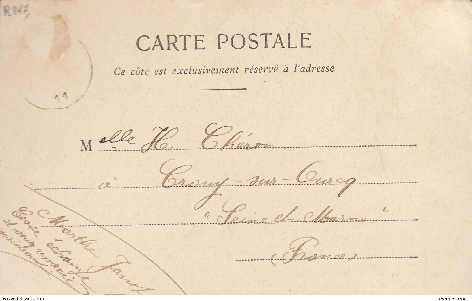 °°°°   BRAINE LE COMTE °°°°  PETIT DEFAUT BORD BAS    ///////  REF  DEC.  17  /////   N° 5110 - Braine-le-Comte