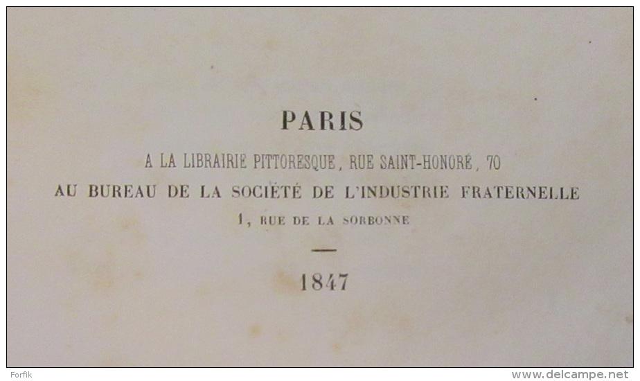 Livre Ancien - Charles-Albert Demoustier - Lettres à Emilie Sur La Mythologie - 1847 - Livres, BD, Revues