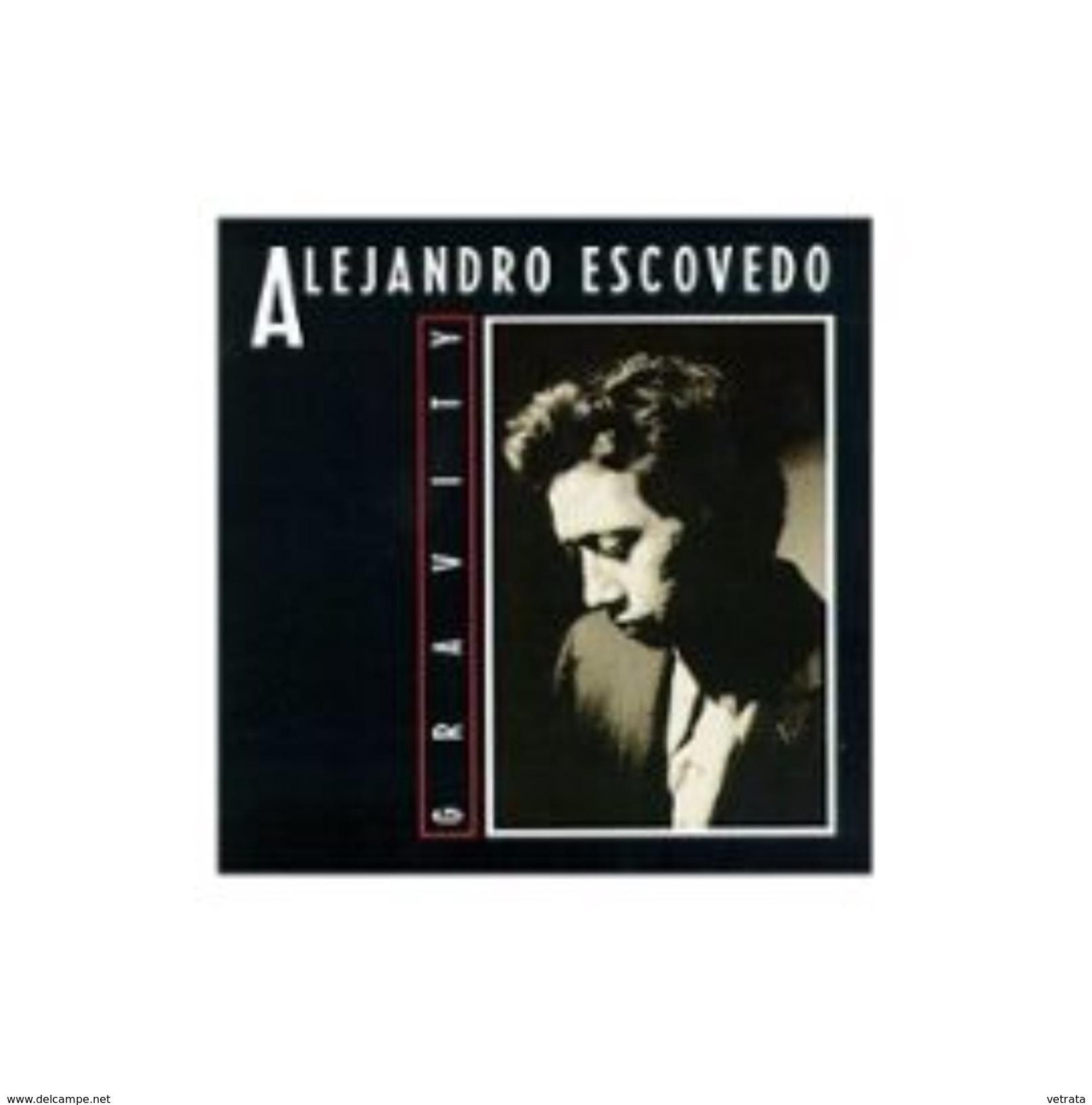 ESCOVEDO ALEJANDRO : GRAVITY - Country & Folk