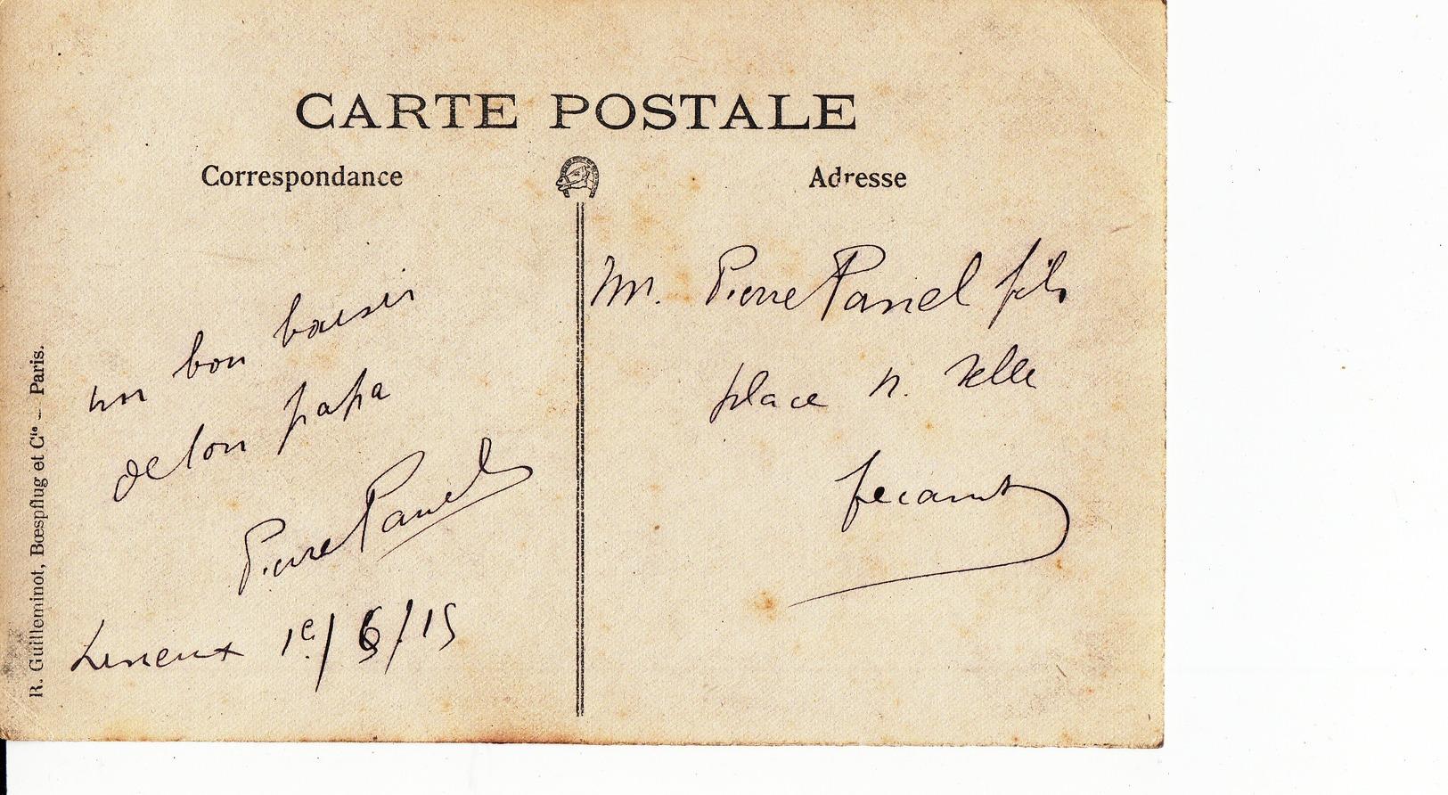 CARTE POSTALE DE LISIEUX / CARTE PHOTO / CROIX ROUGE / INFIRMIERES / MILITAIRES - Lisieux