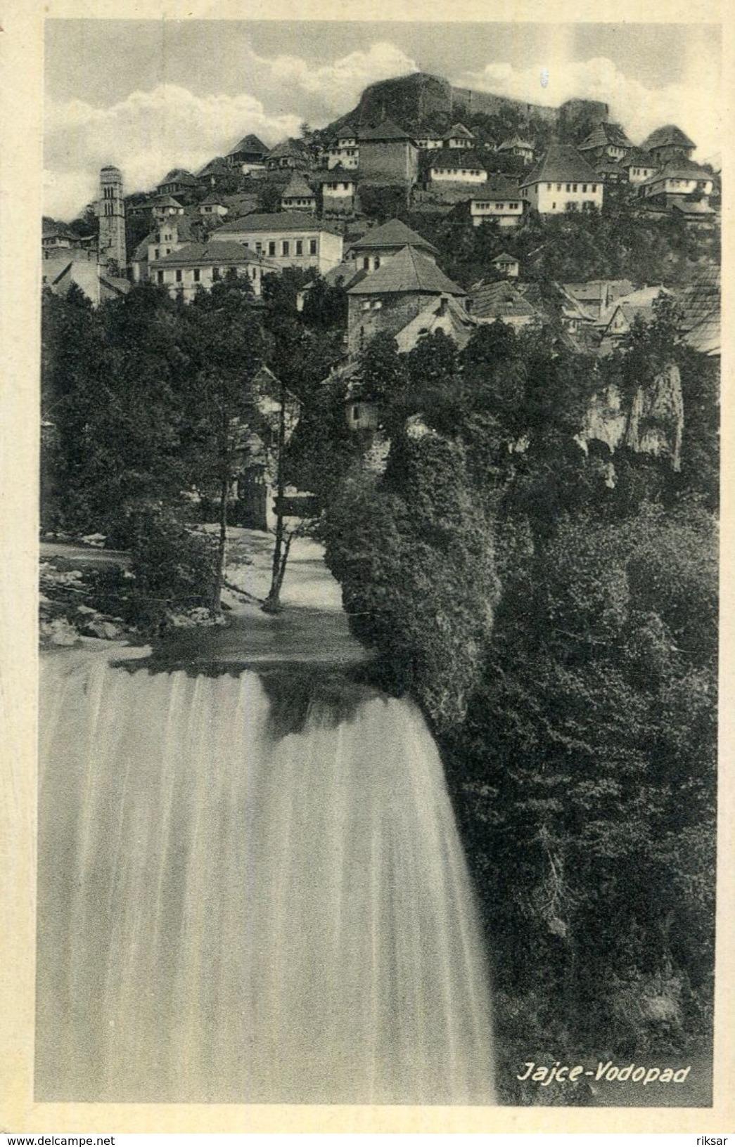 BOSNIE(JAJCE) - Bosnie-Herzegovine