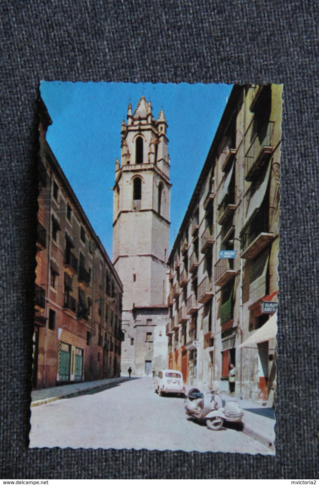 REUS - El Campanario - Espagne