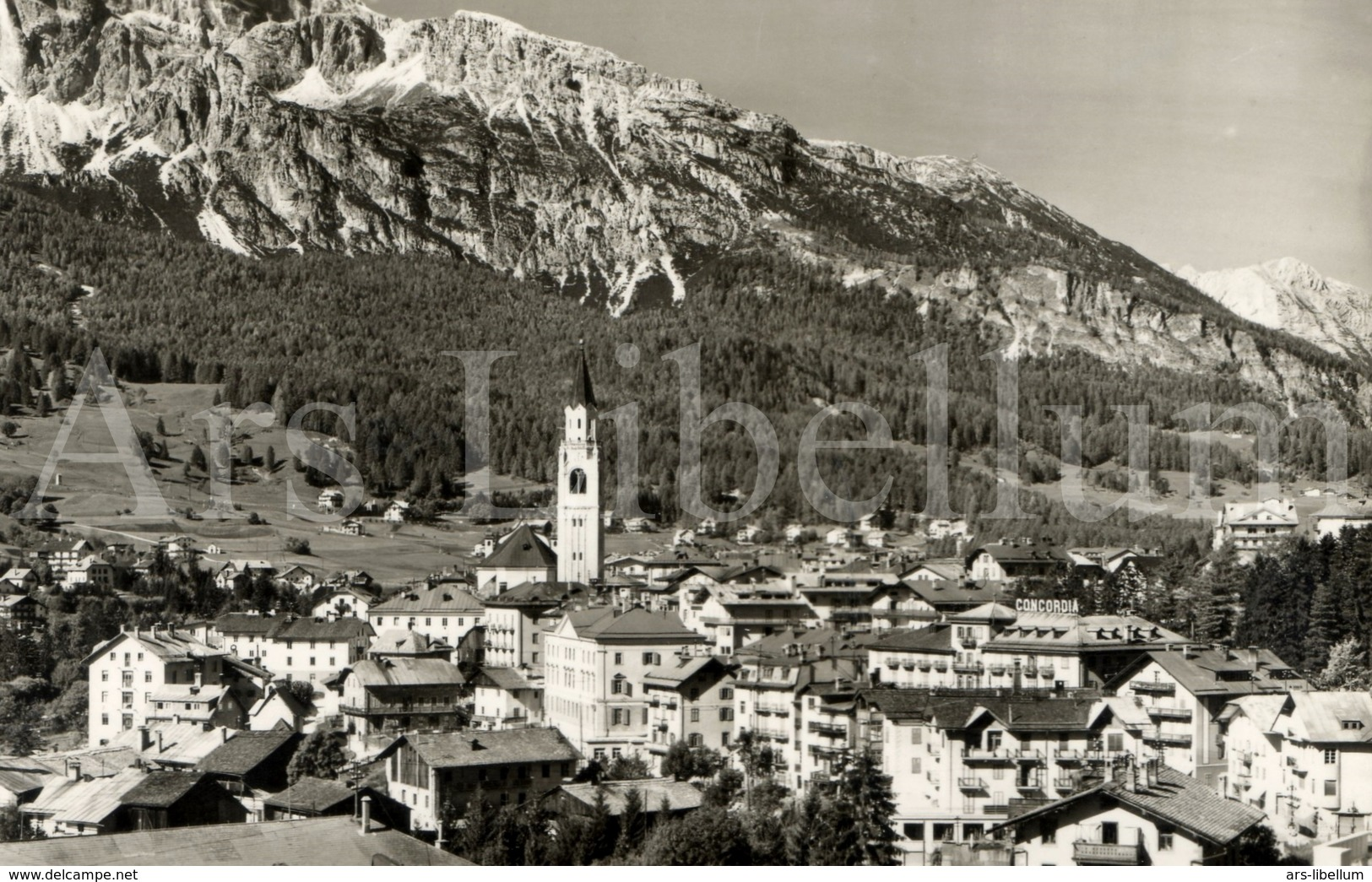 Postcard / CPA / Cortina D'Ampezzo / Italy / Fotografia A. Zardini / No 311 / Unused - Belluno