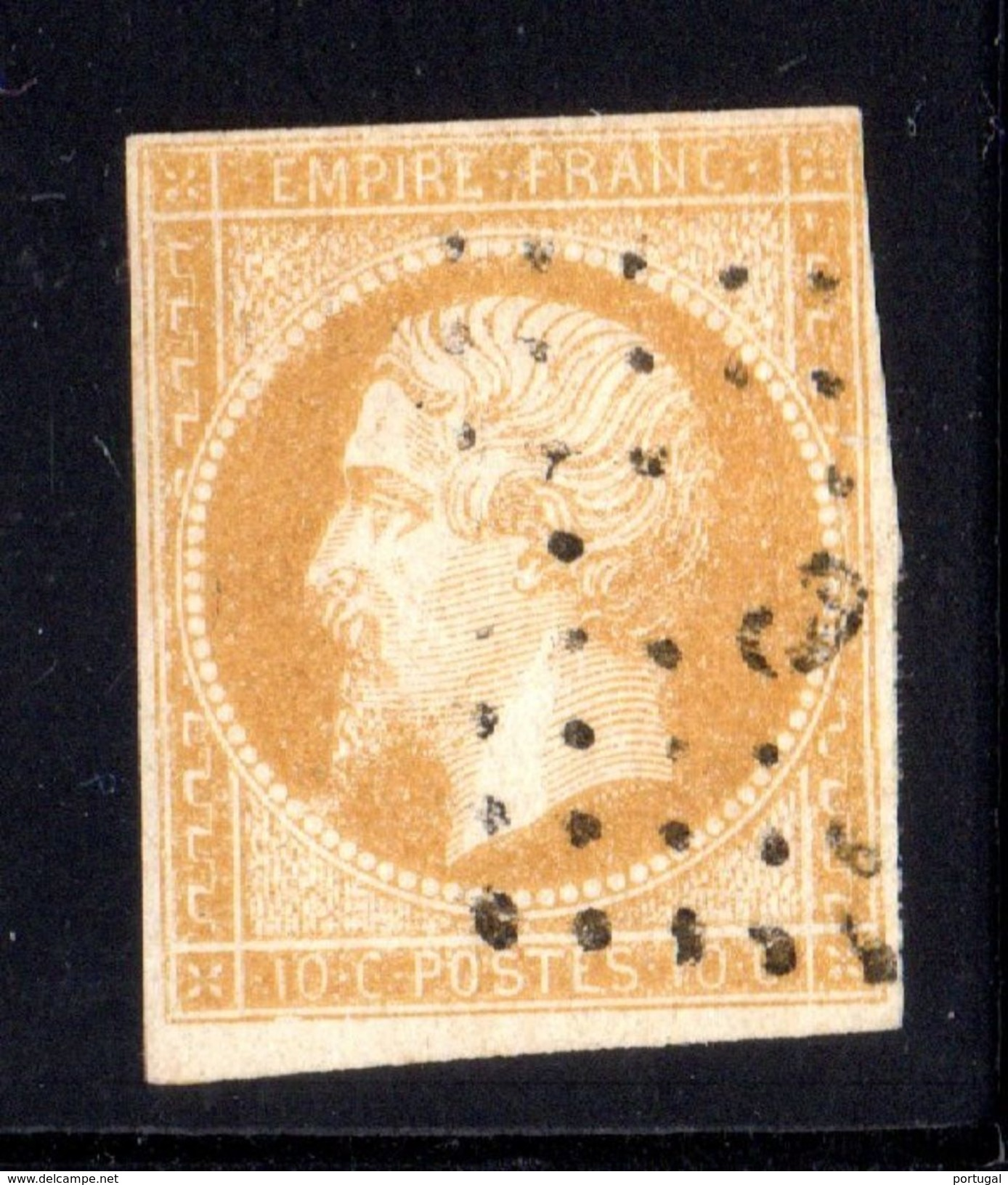 N° 13A  - 1862 Napoléon III - 1862 Napoleon III