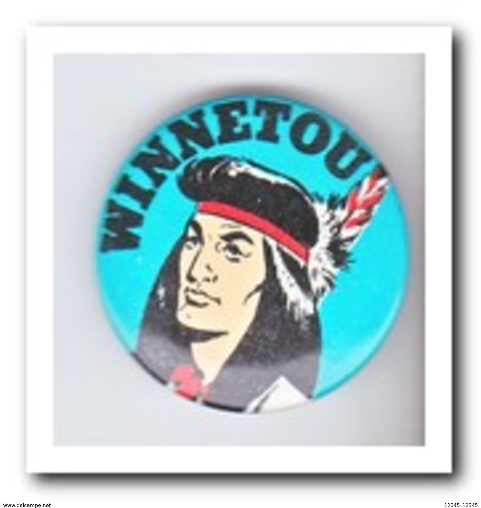 WINNETOU - Pins