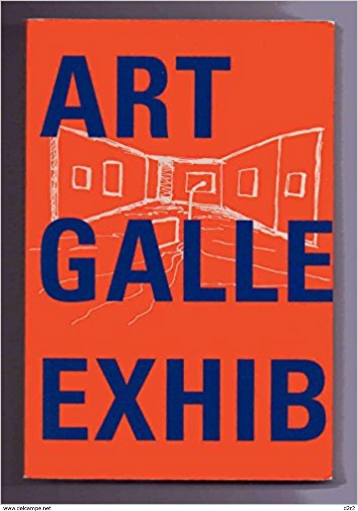 ART GALLERY EXHIBITING / OCCASION, MAIS BON ETAT / EPUISE/ - Histoire De L'Art Et Critique