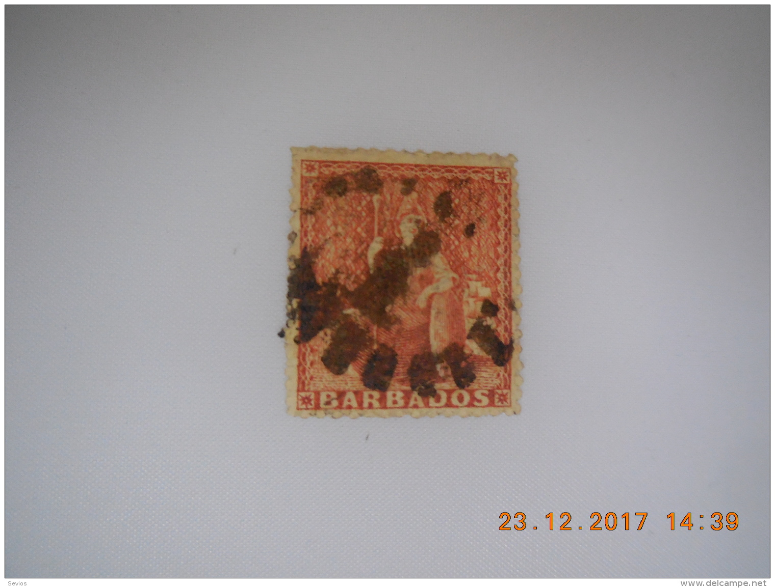 Sevios / Great Britain / Stamp **,*, (*) Or Used - Barbados (...-1966)