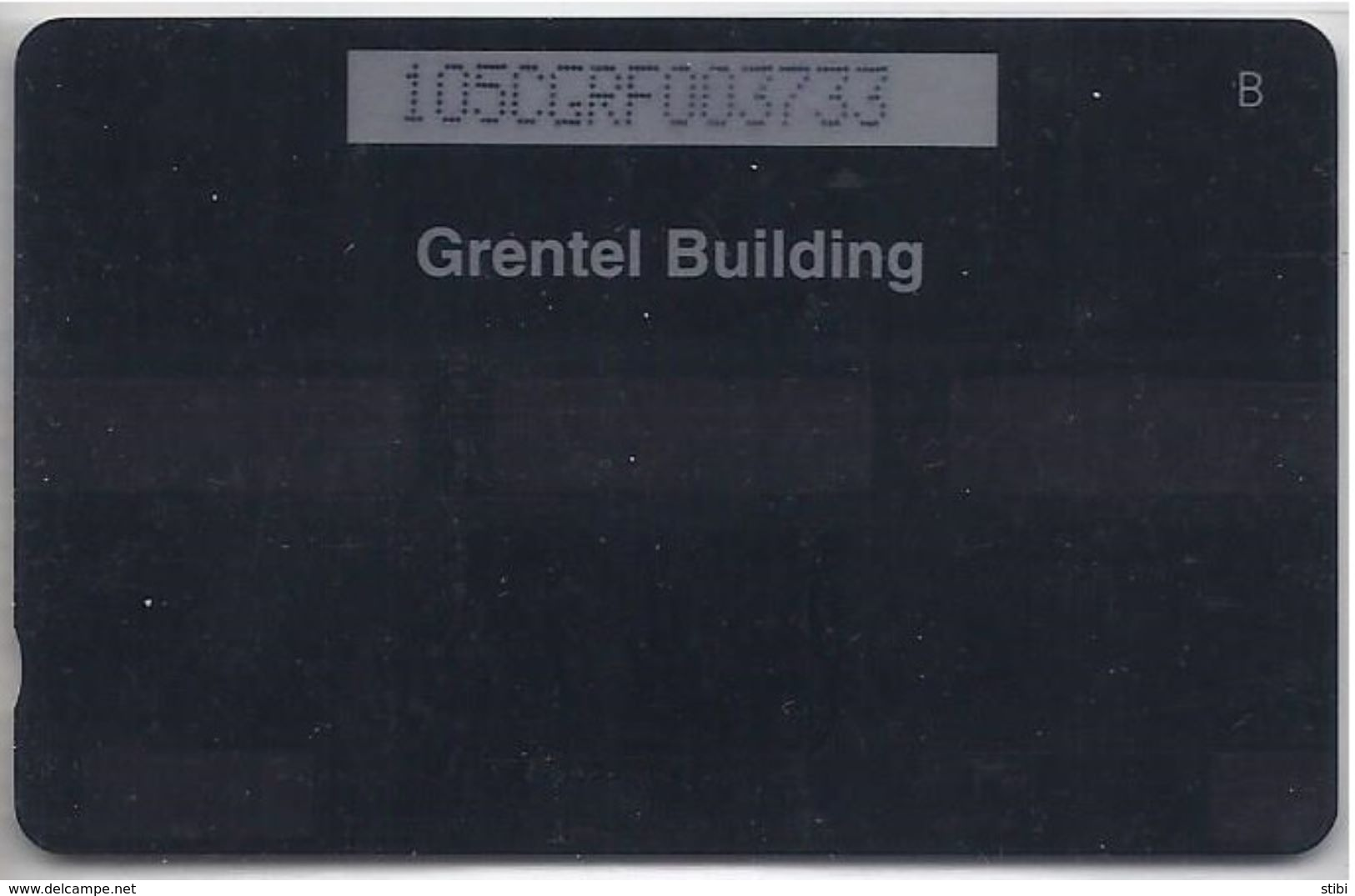 GRENADA - NEW GRENTEL BUILDING - 105CGRF - Grenada