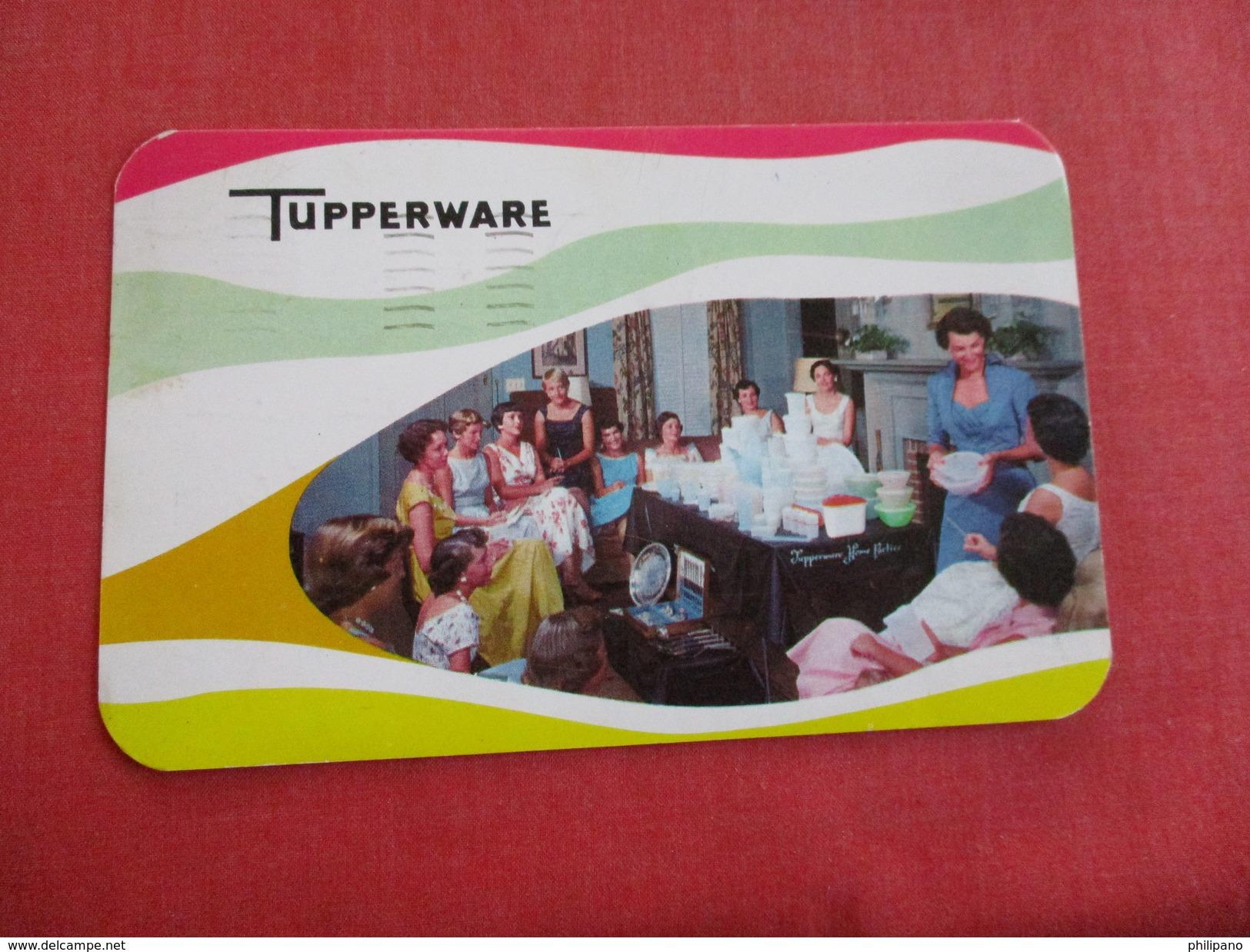 Tupperware Party   -ref 2772 - Publicité