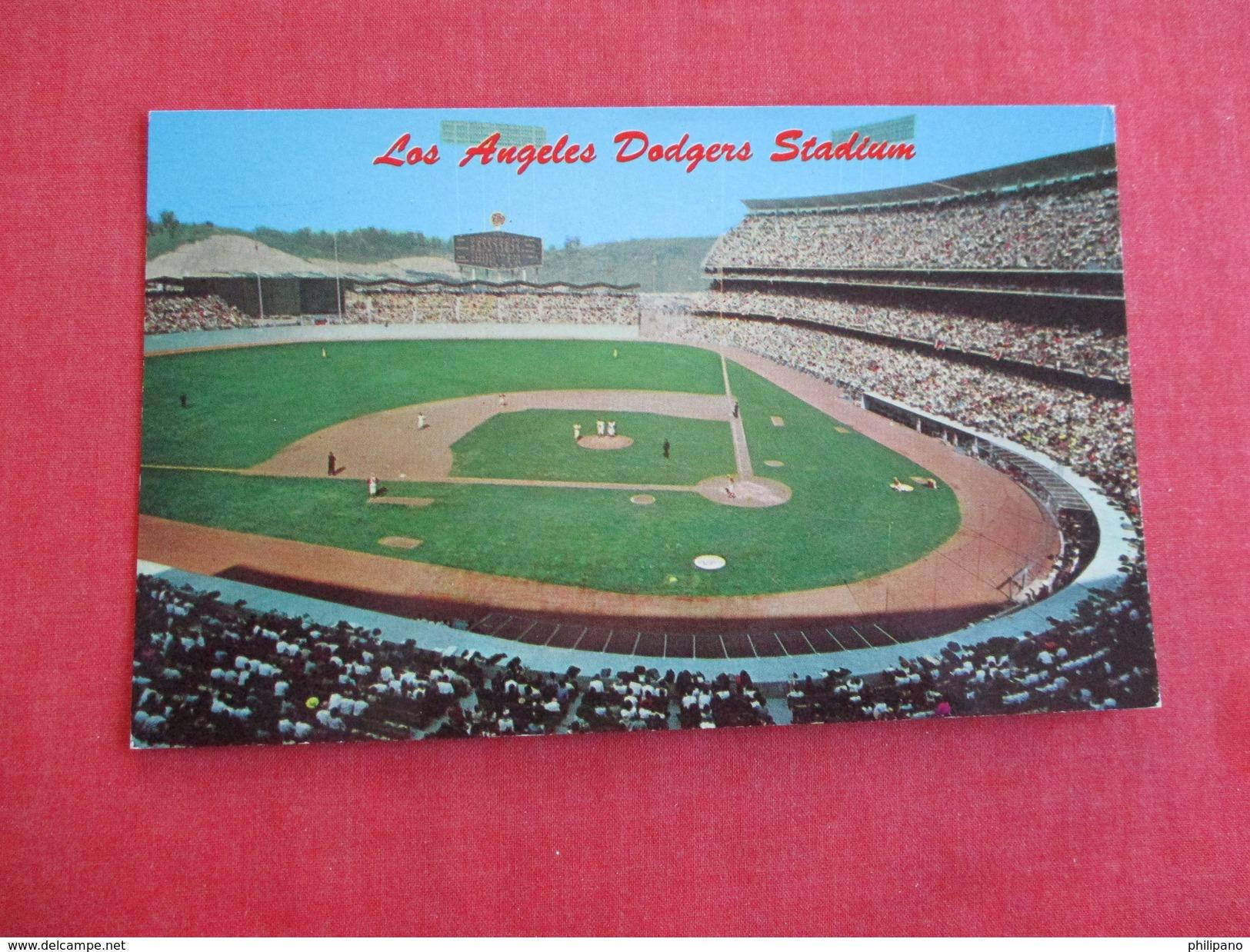 Los Angeles Dodgers Stadium  California  Baseball   -ref 2772 - Autres