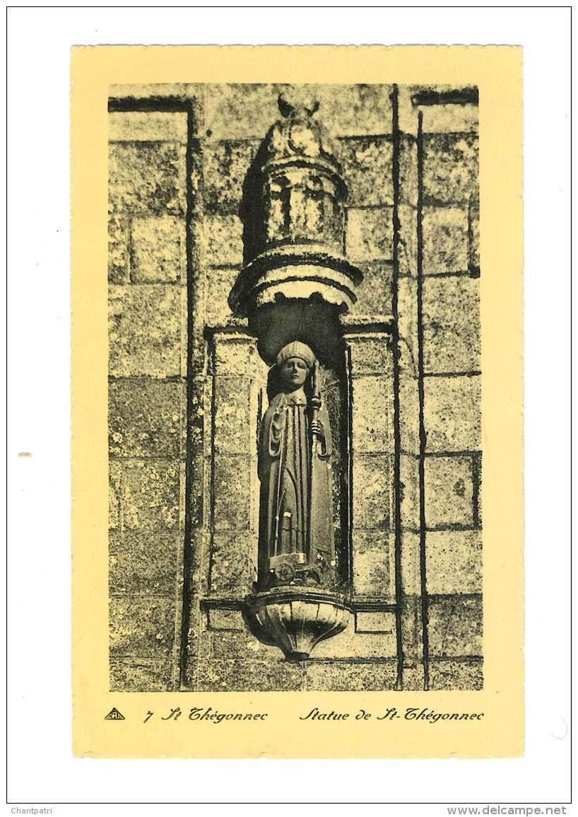 Thégonnec - Statue De St Thégonnec - 137 - France