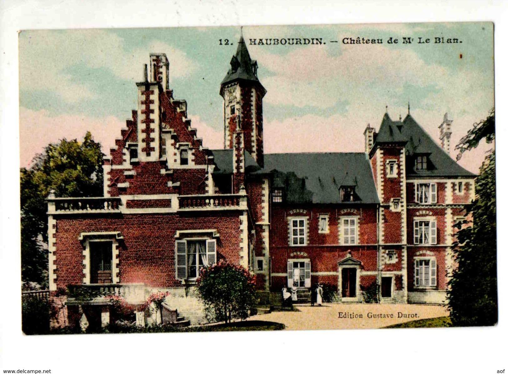 59-2589 HAUBOURDIN Château - Haubourdin