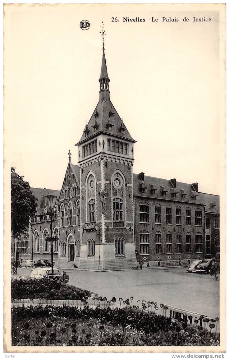 NIVELLES - Le Palais De Justice - Nivelles