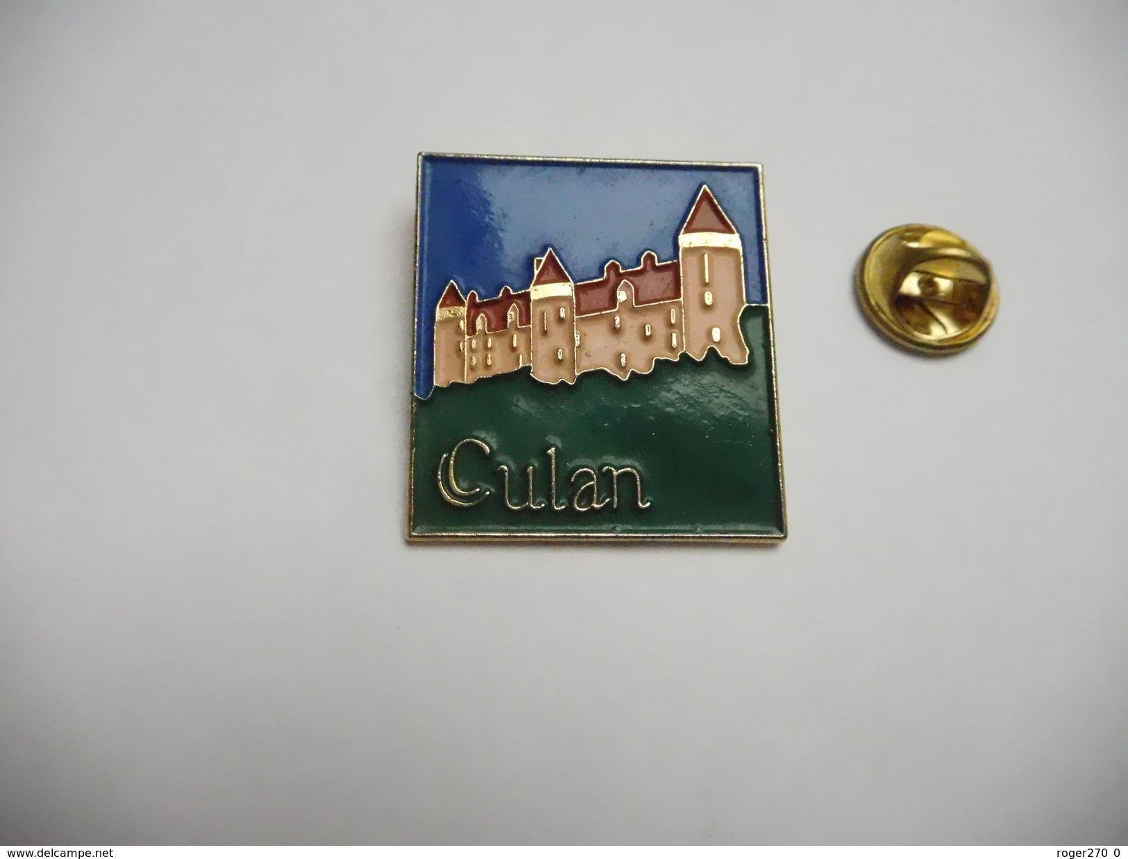 Beau Pin's , Château De Culan , Cher - Villes