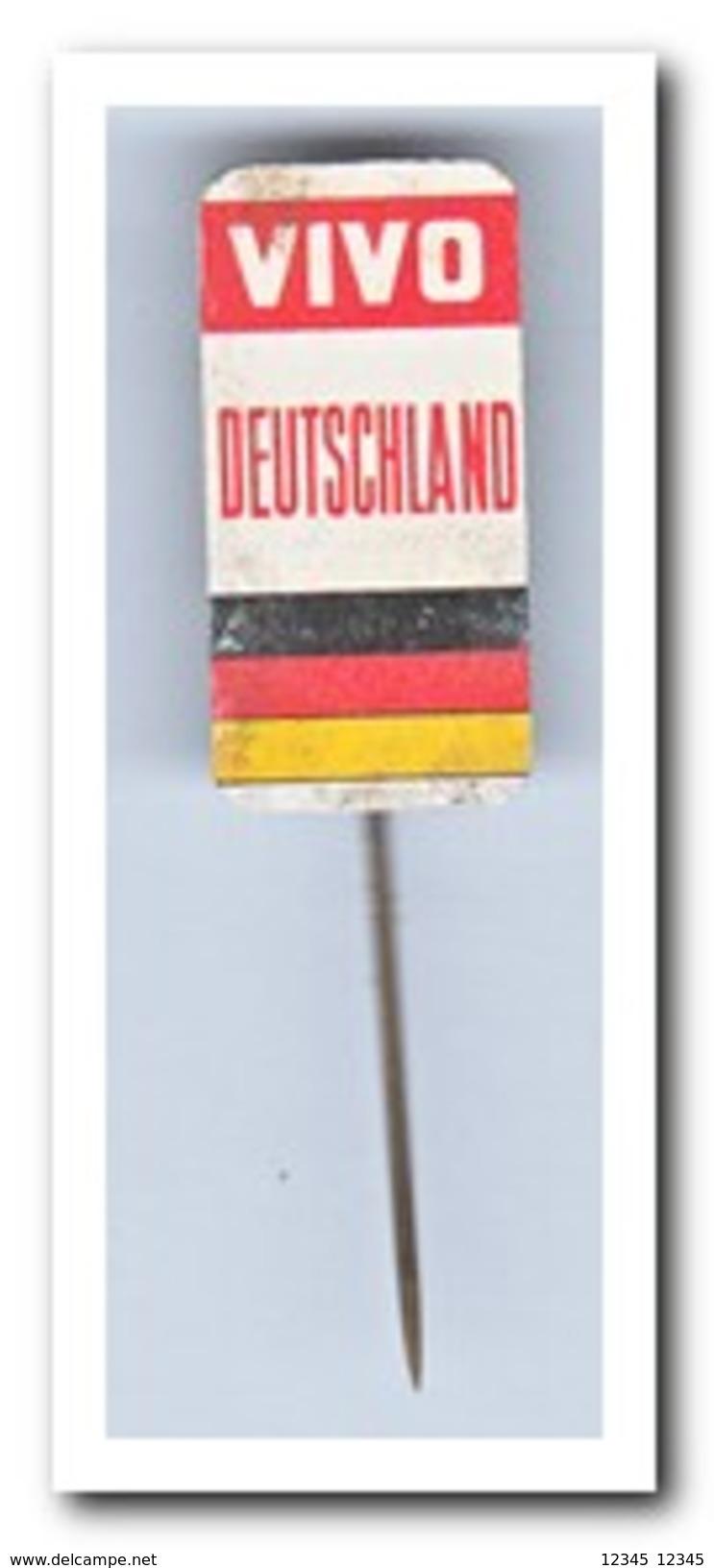 VIVO Deutschland - Pin's & Anstecknadeln