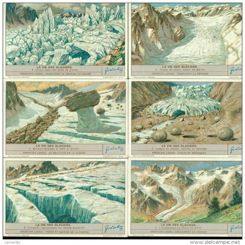 LIEBIG : S_1389 - 'Vie Des Glaciers (la) - Non Classés
