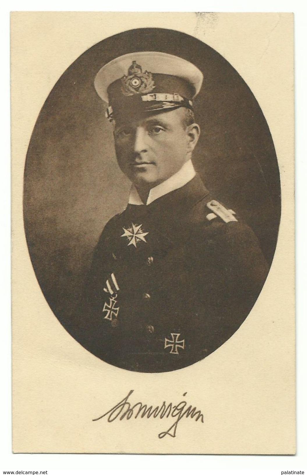 Kapitän Schurrigen Vaterländischer Frauenverein 1915 - Weltkrieg 1914-18