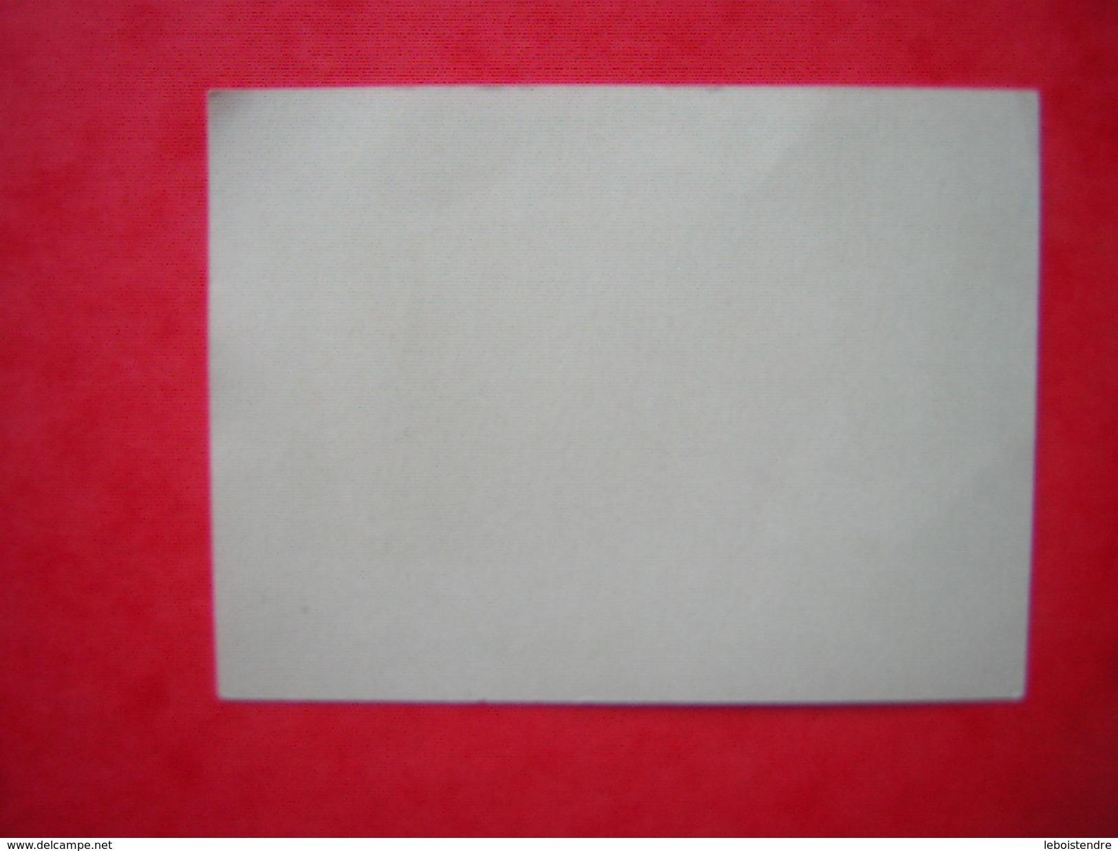 PETITE IMAGE  SANS DOUTE SCOLAIRE U R S S UNE ISBA RUSSE - Old Paper