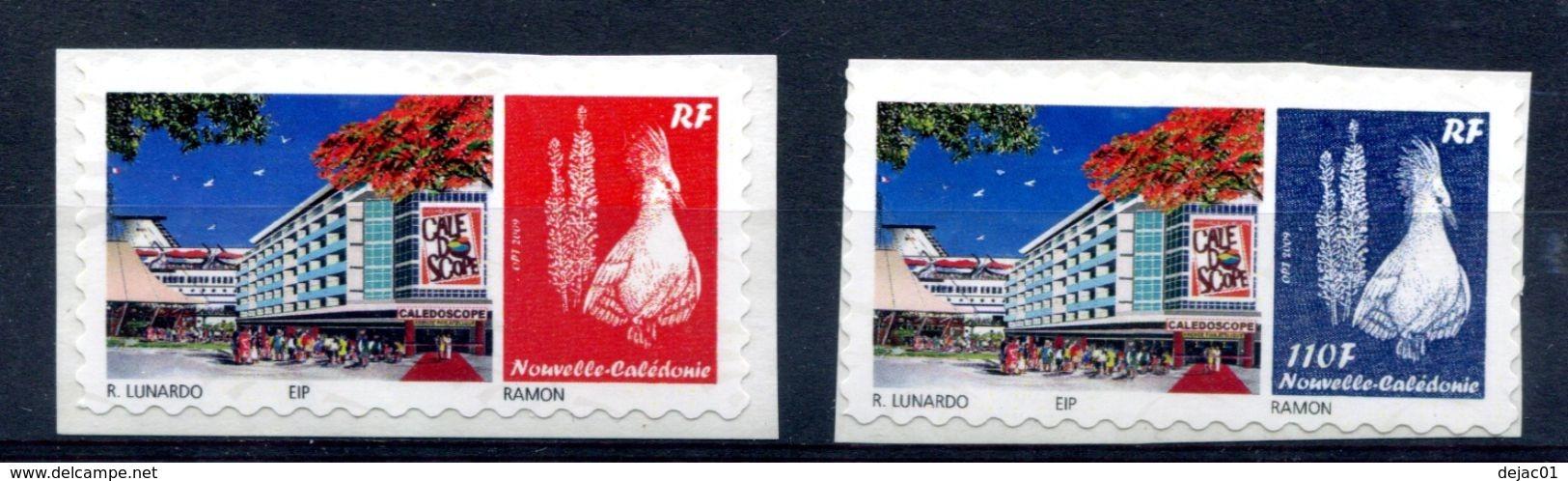 Nouvelle Calédonie - Personnalié 1187A & 1187B - T 660 - Nuevos