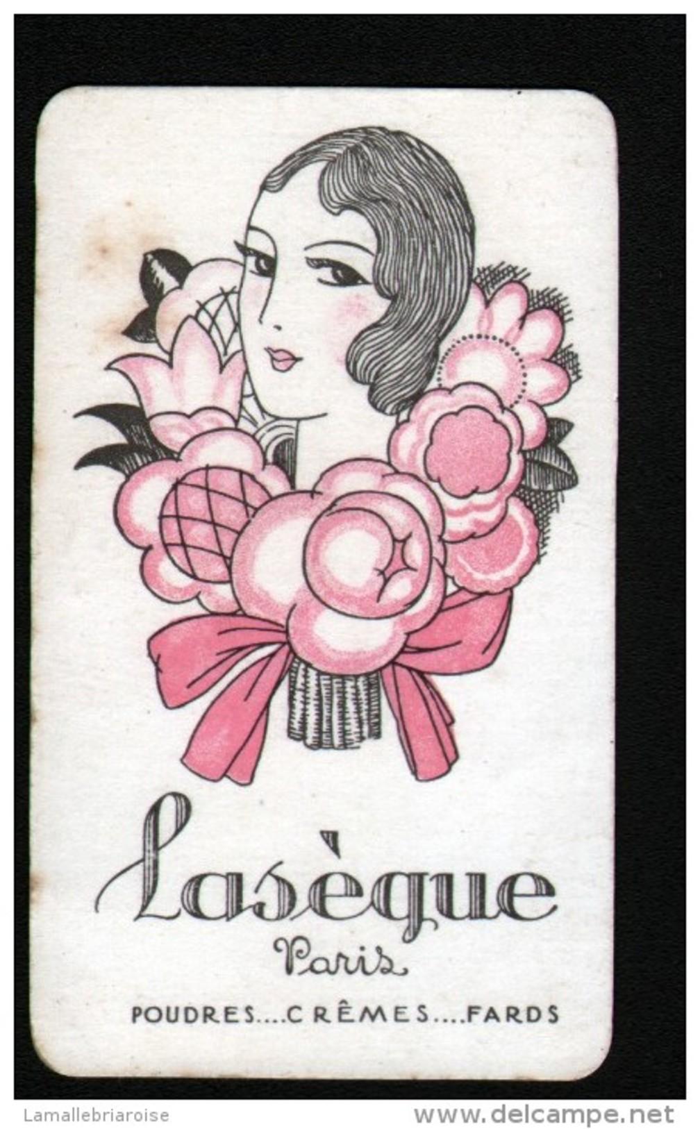 CARTE PARFUMEE, LASEQUE, PARIS - Perfume Cards