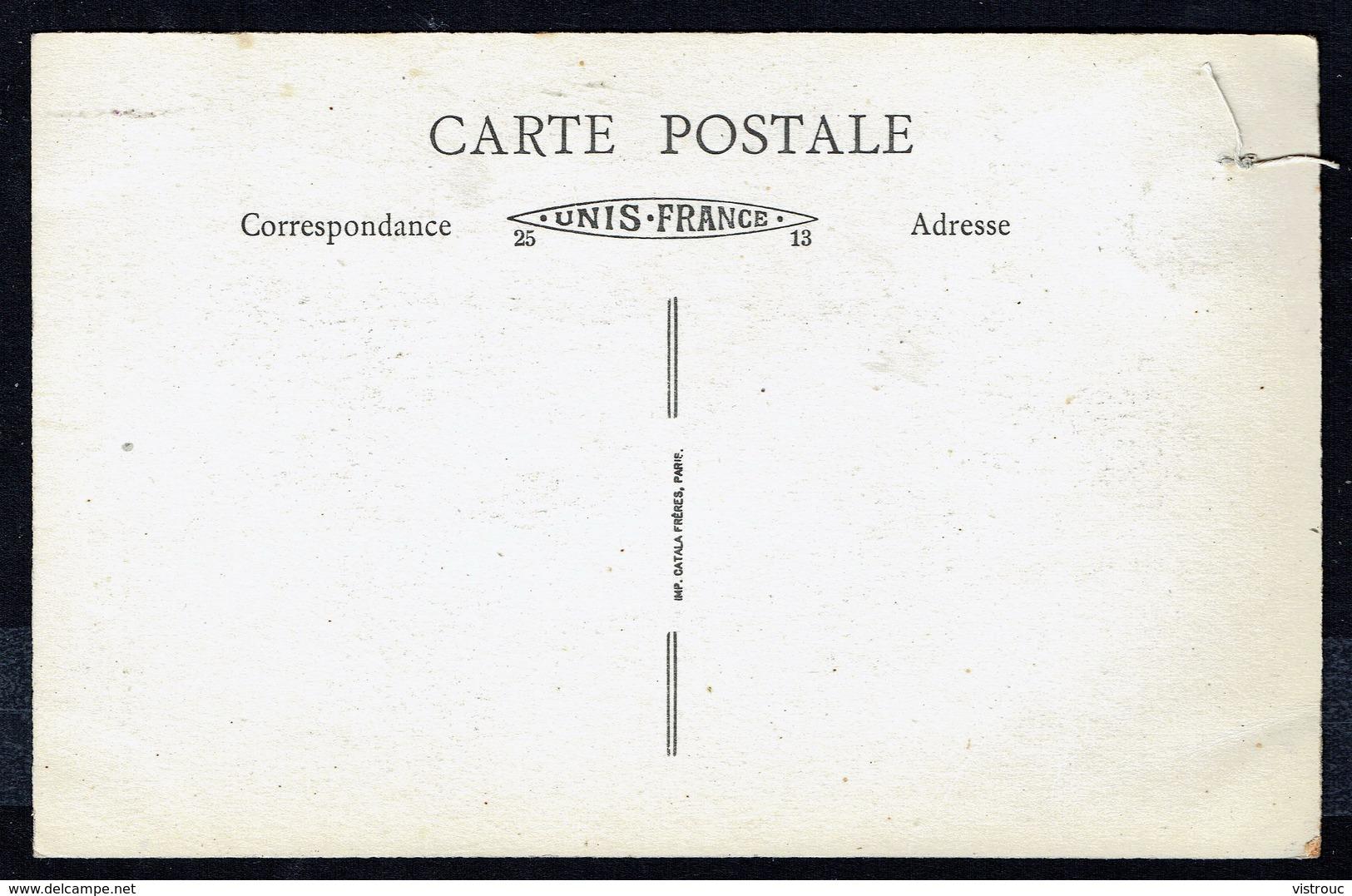 Notre-Dame Des Vistoires - Avec Médaille Métallique - Non Circulé - Not Circulated - Nicht Gelaufen. - Vierge Marie & Madones