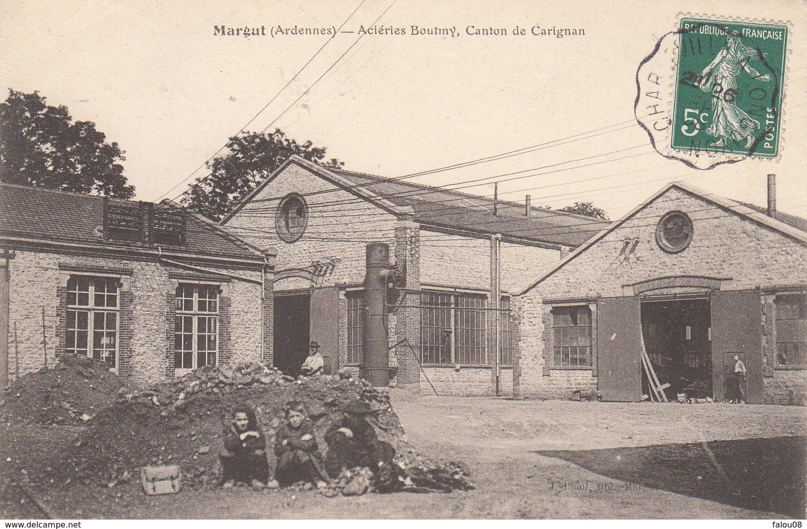 Margut - Aciéries Boutmy - France