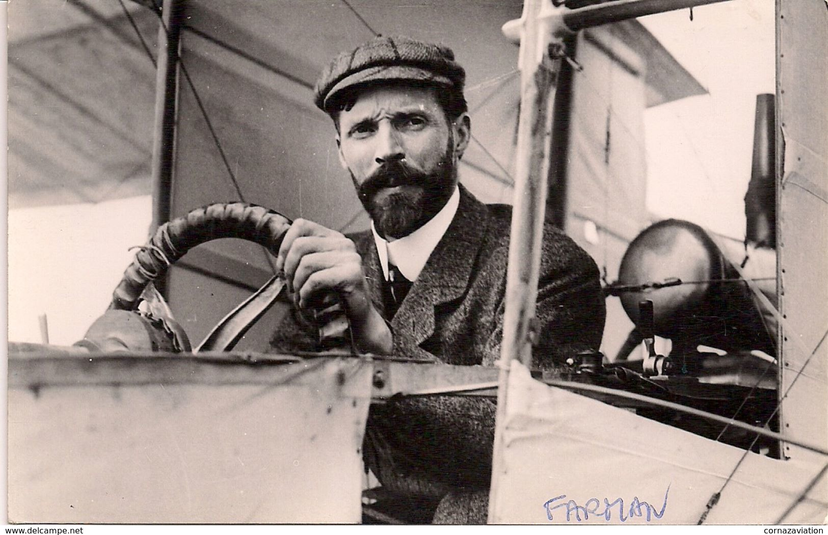 Aviation - Aviateur Henri Farman - Reproductions