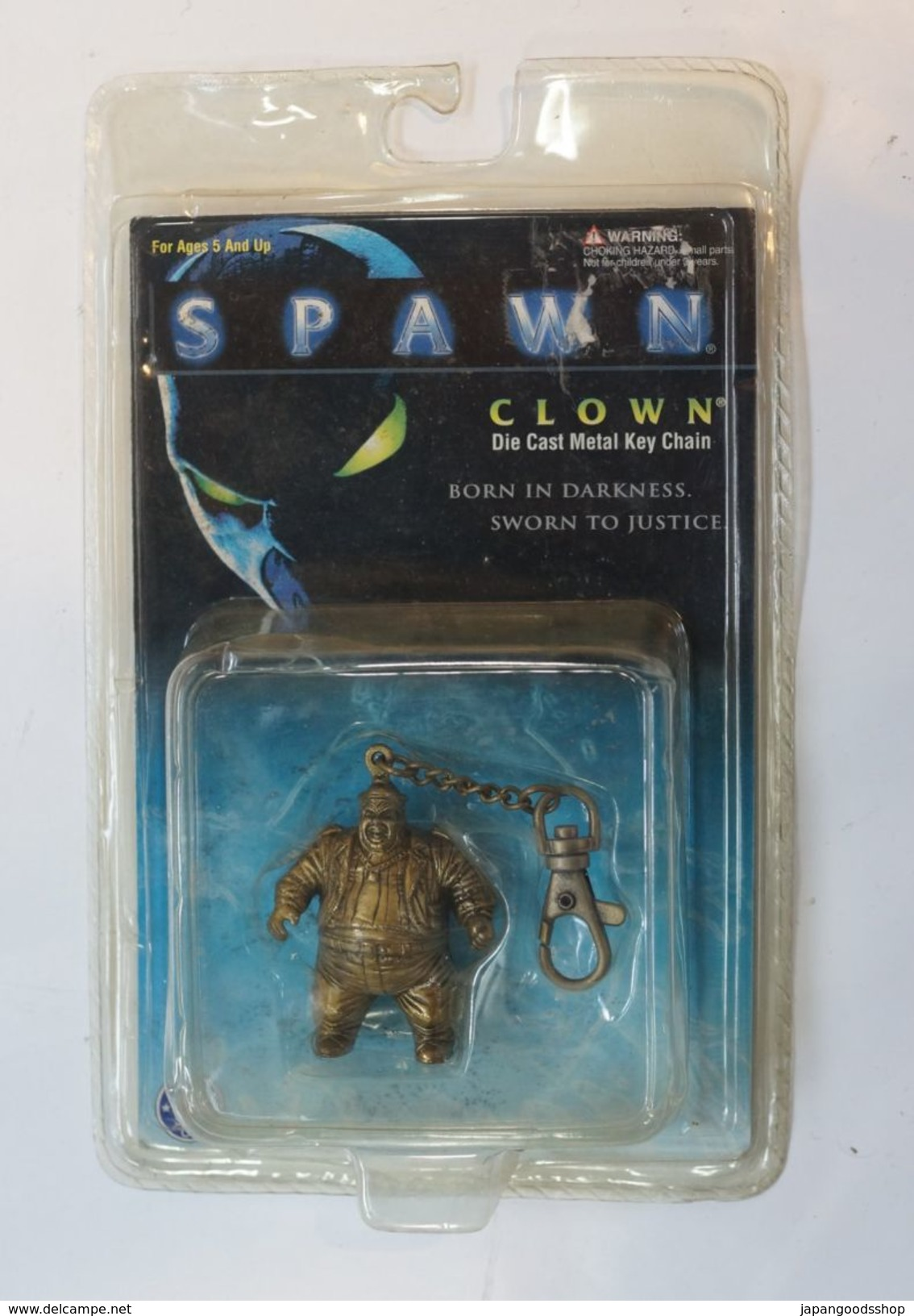 """Spawn : Keyring """" Clown """" - Spawn"""