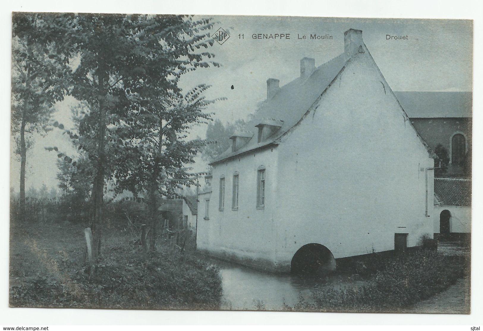 GENAPPE - Le Moulin Drouet - Niet Verstuurd - Genappe
