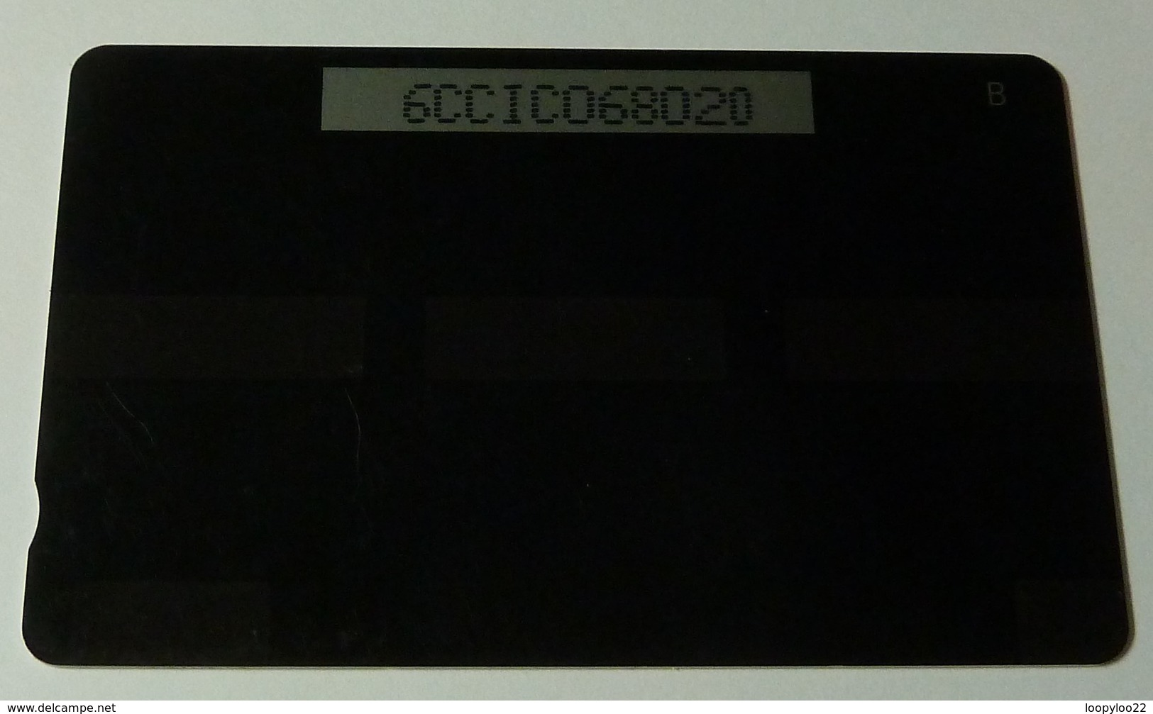 CAYMAN ISLANDS - GPT - CAY- 6C - Museum At Night - 6CCIC - Silver Strip - $7.50 - Used - Cayman Islands