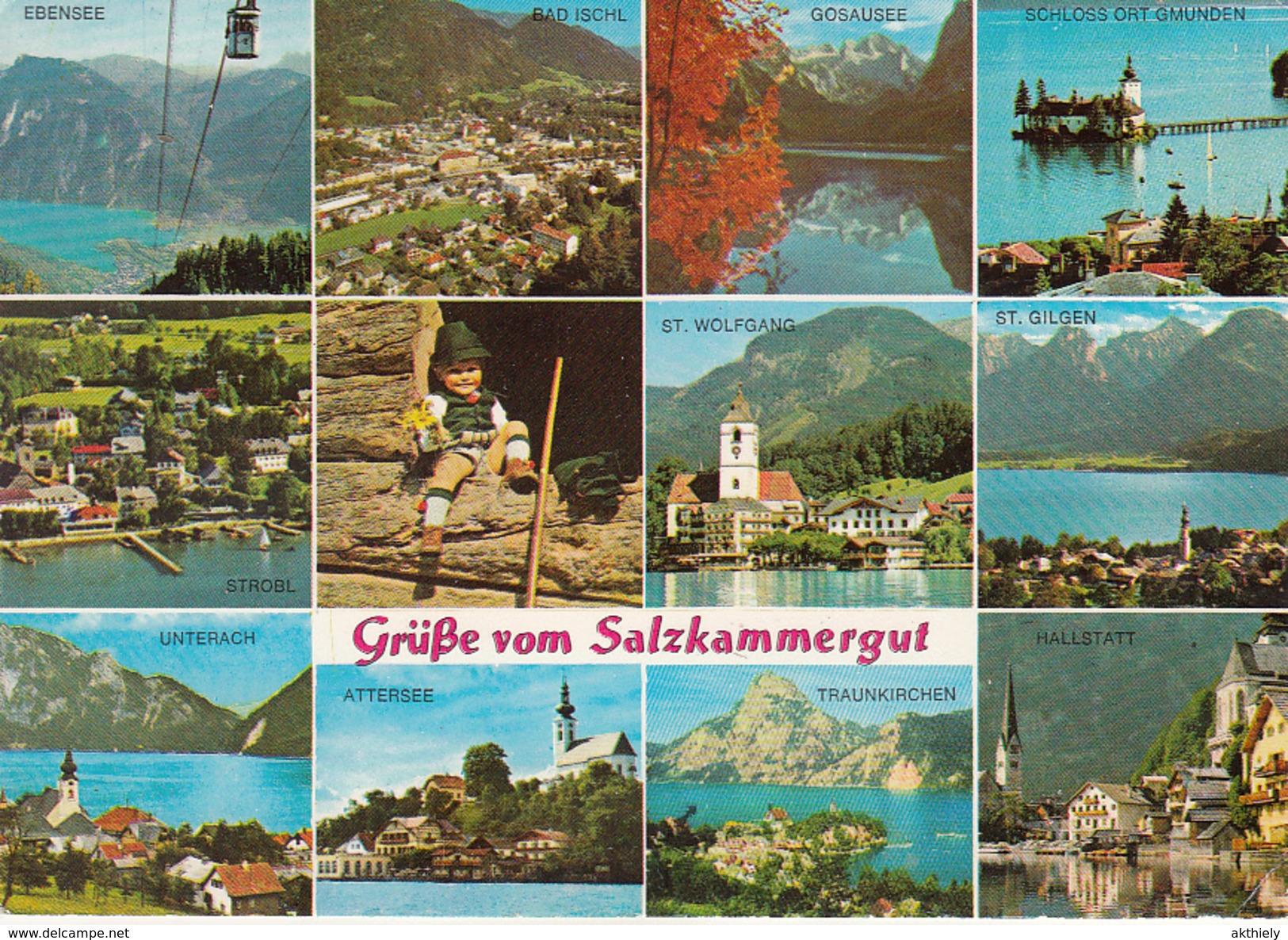 Salzkammergut Ak121972 - Non Classés