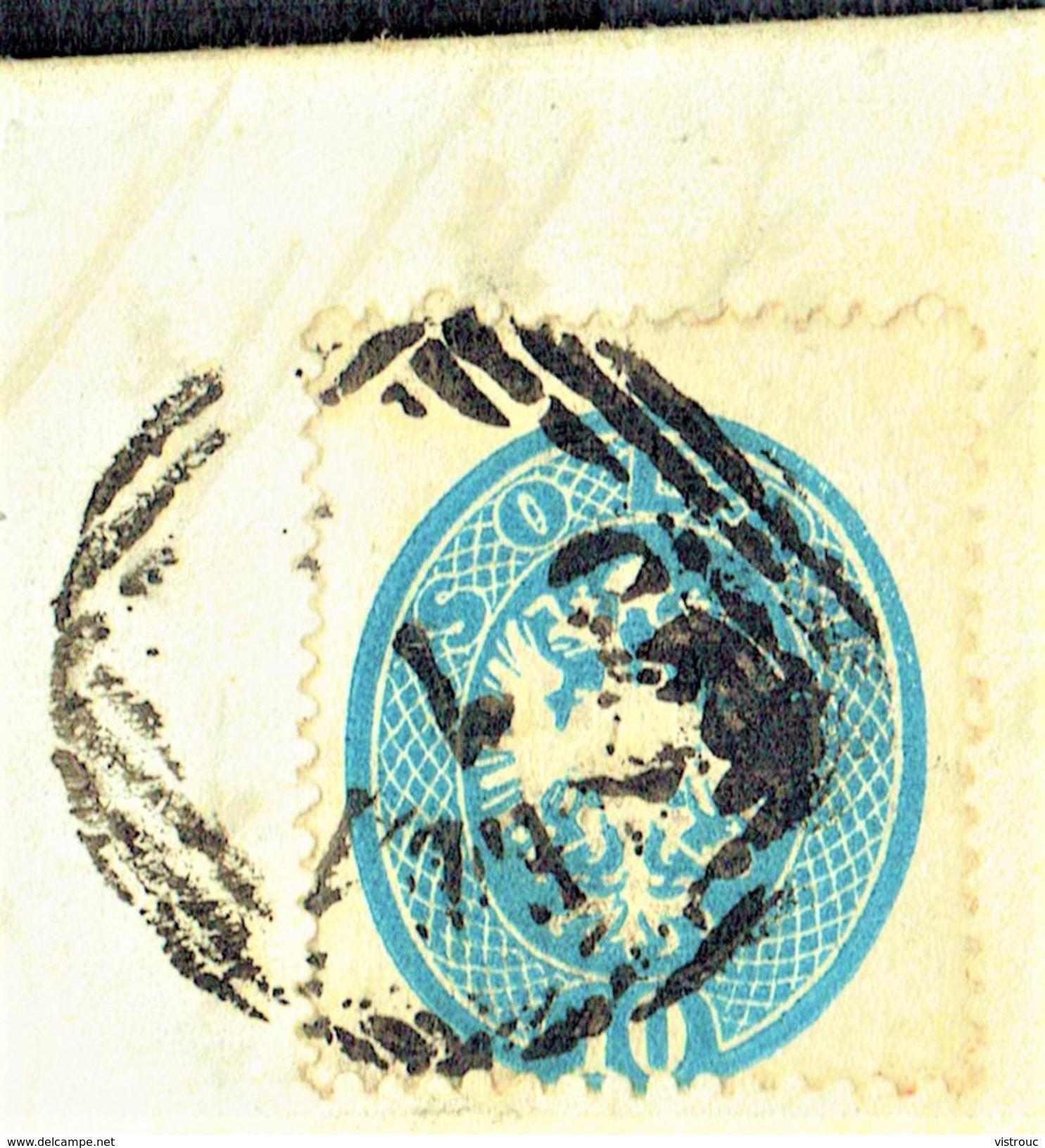 MM N° 27 / Y & T N° 25 - Brief - CENEDA Nach TRIESTE - 1864. - Briefe U. Dokumente