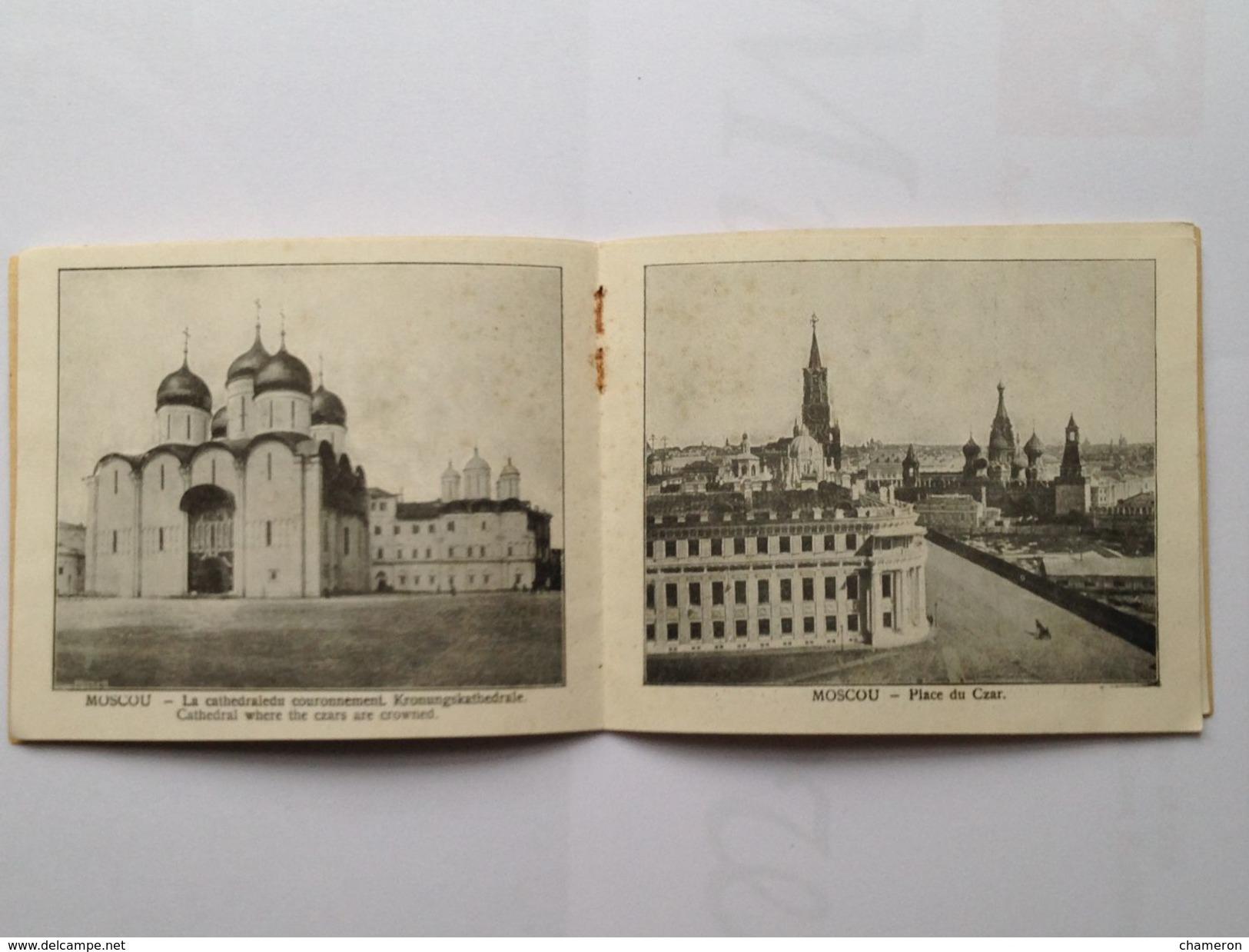 CACAO BENSDORP, Voyage Autour Du Monde : Album N° 11, MOSCOU - Collections