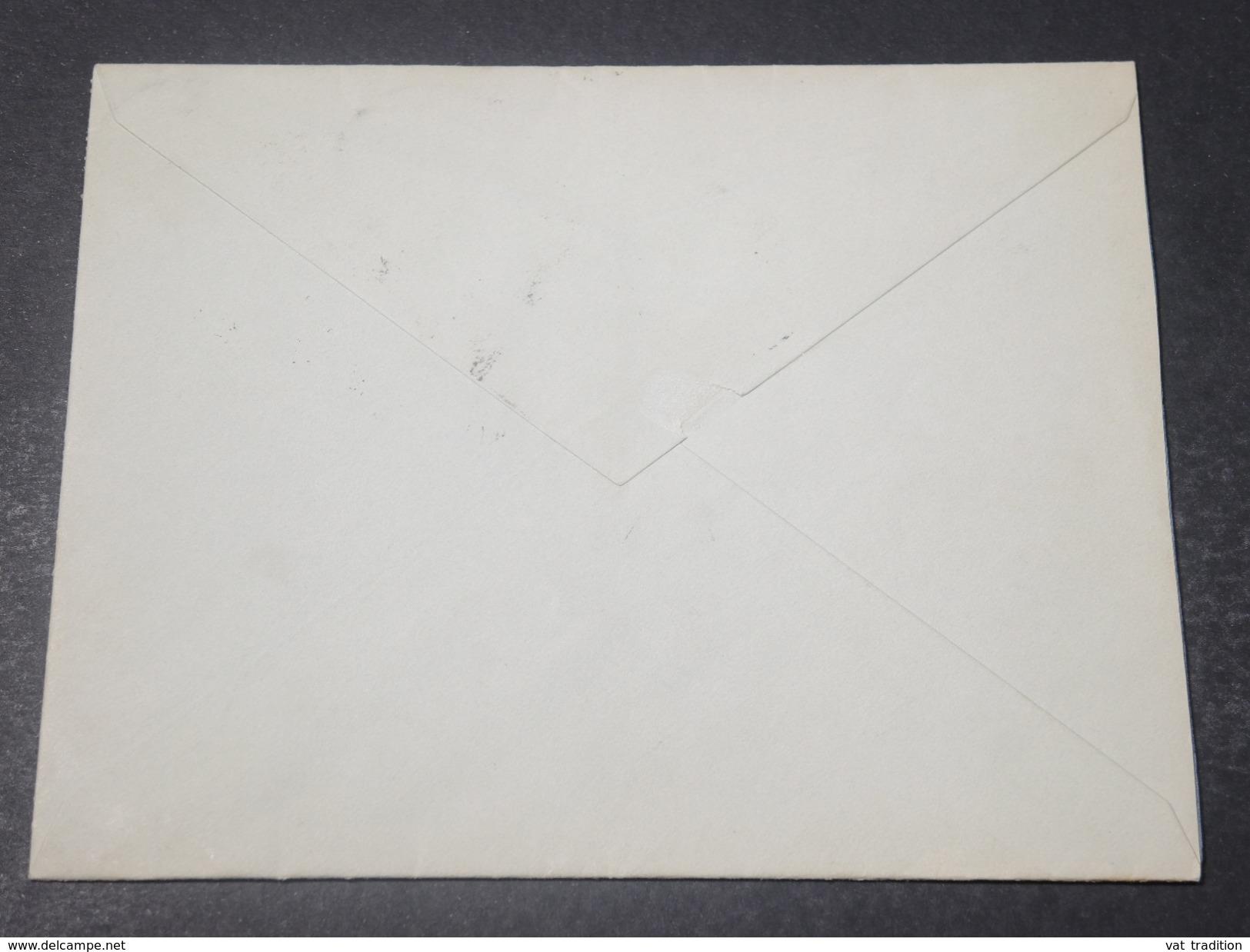 PALESTINE - Enveloppe Du Consulat De France Pour Paris - L 11050 - Palestine