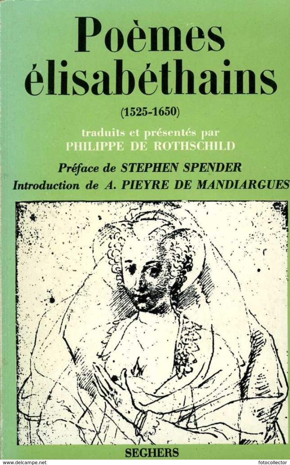 Poésie édition Bilingue Anglais - Français : Poèmes élisabéthains (1525 - 1650) - Poésie