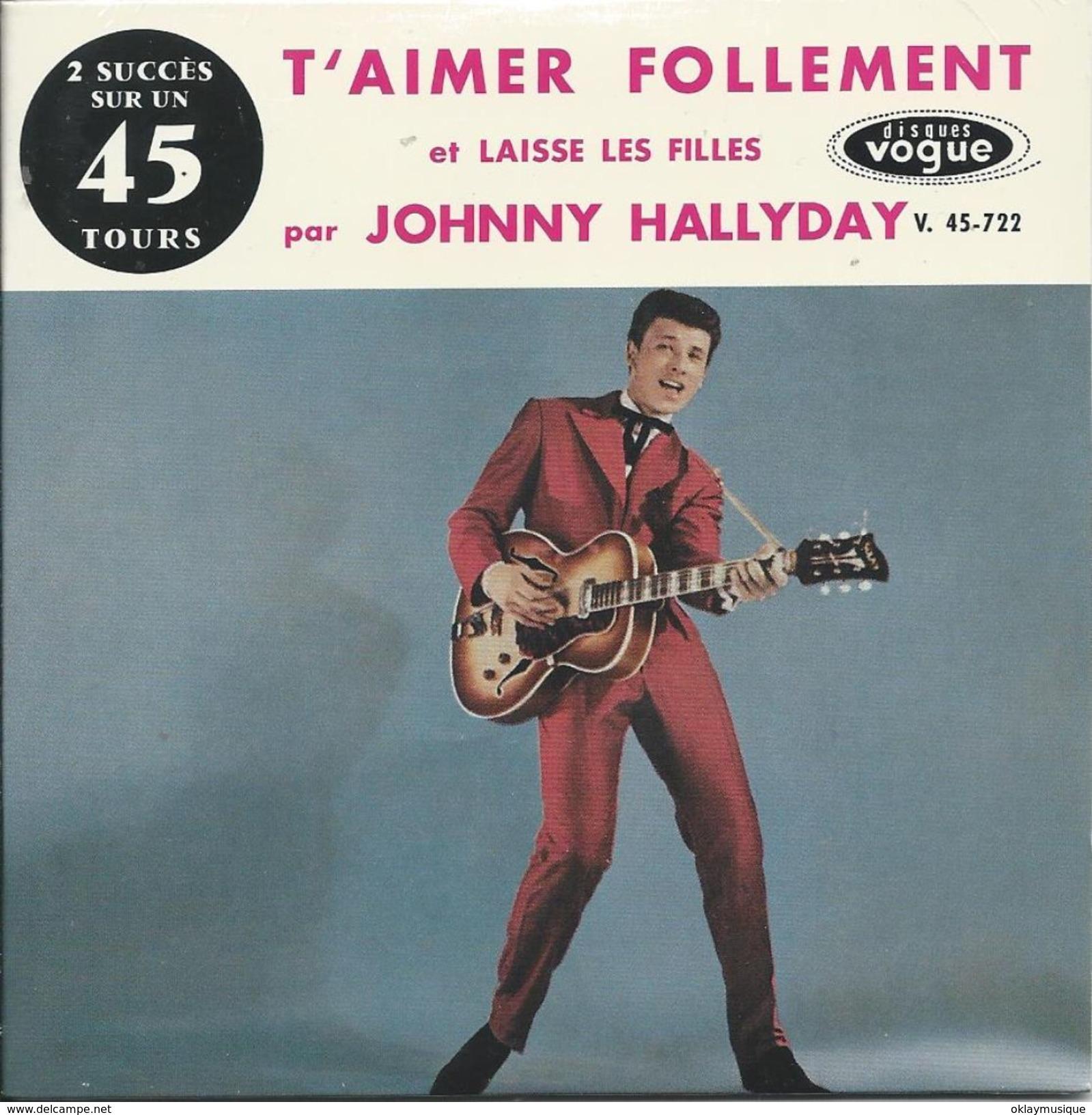 Johnny Hallyday 1960.mars Le .14 (laisse Les Filles) - Musik & Instrumente