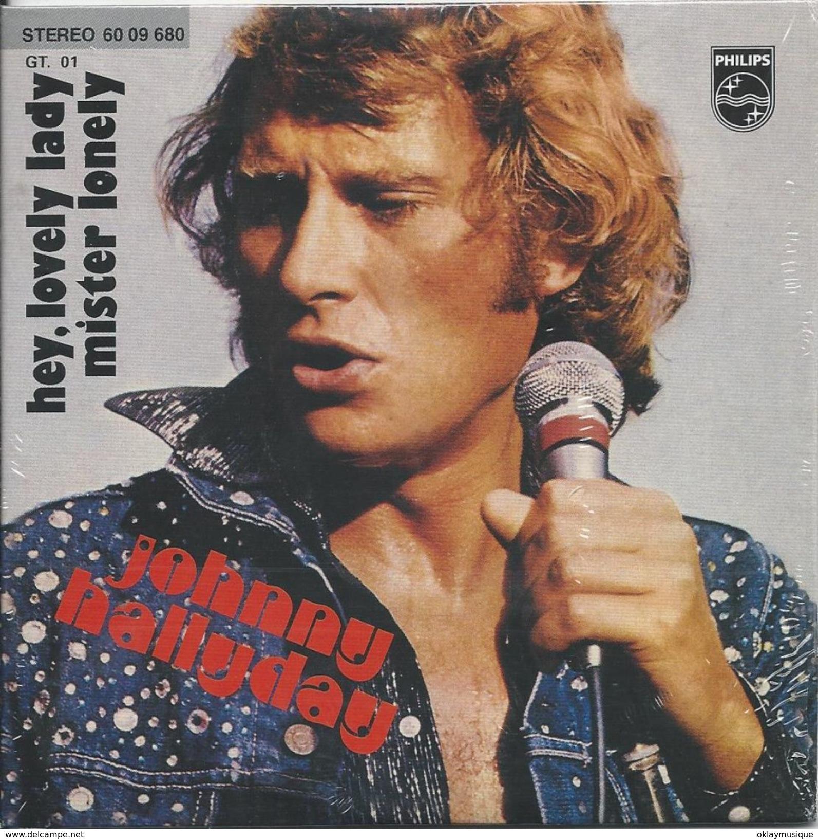 Johnny Hallyday 1975 (hey Lovely Lady) Espagne - Musik & Instrumente