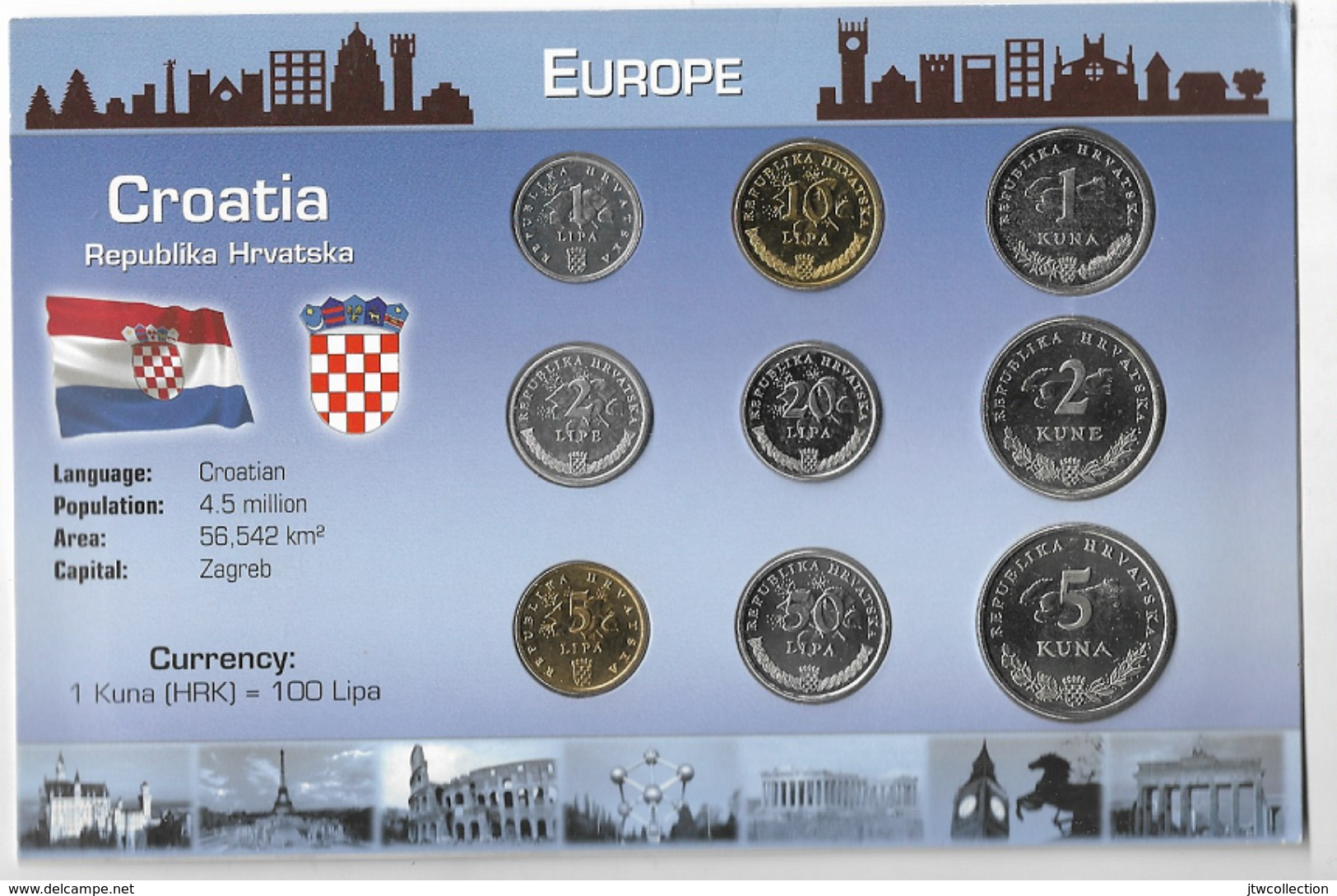 Croazia - FDC - Croatia