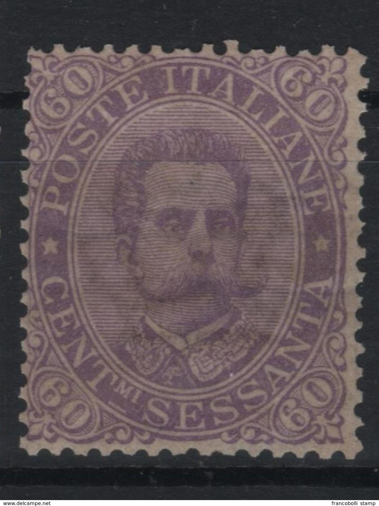1889 Umberto I 60 C. MNH - Ungebraucht