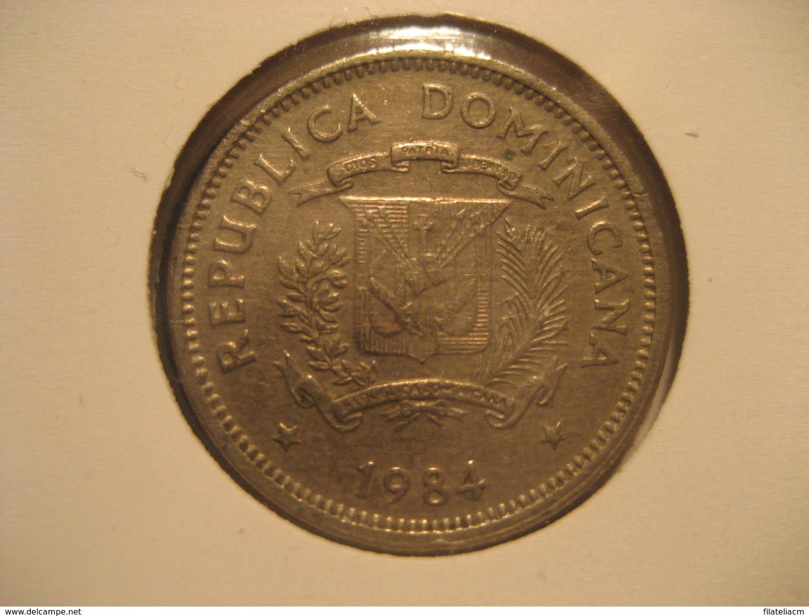 Cinco Centavos 1954 REPUBLICA DOMINICANA Coin - Dominicaine
