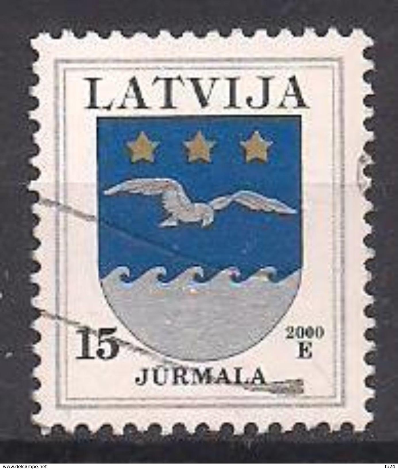 Lettland  (2000)  Mi.Nr.  521 I  Gest. / Used  (5ej16) - Lettland