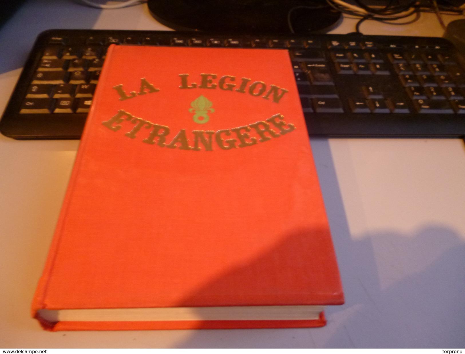 LA LEGION ETRANGERE Par GEORGES BLOND - Libros