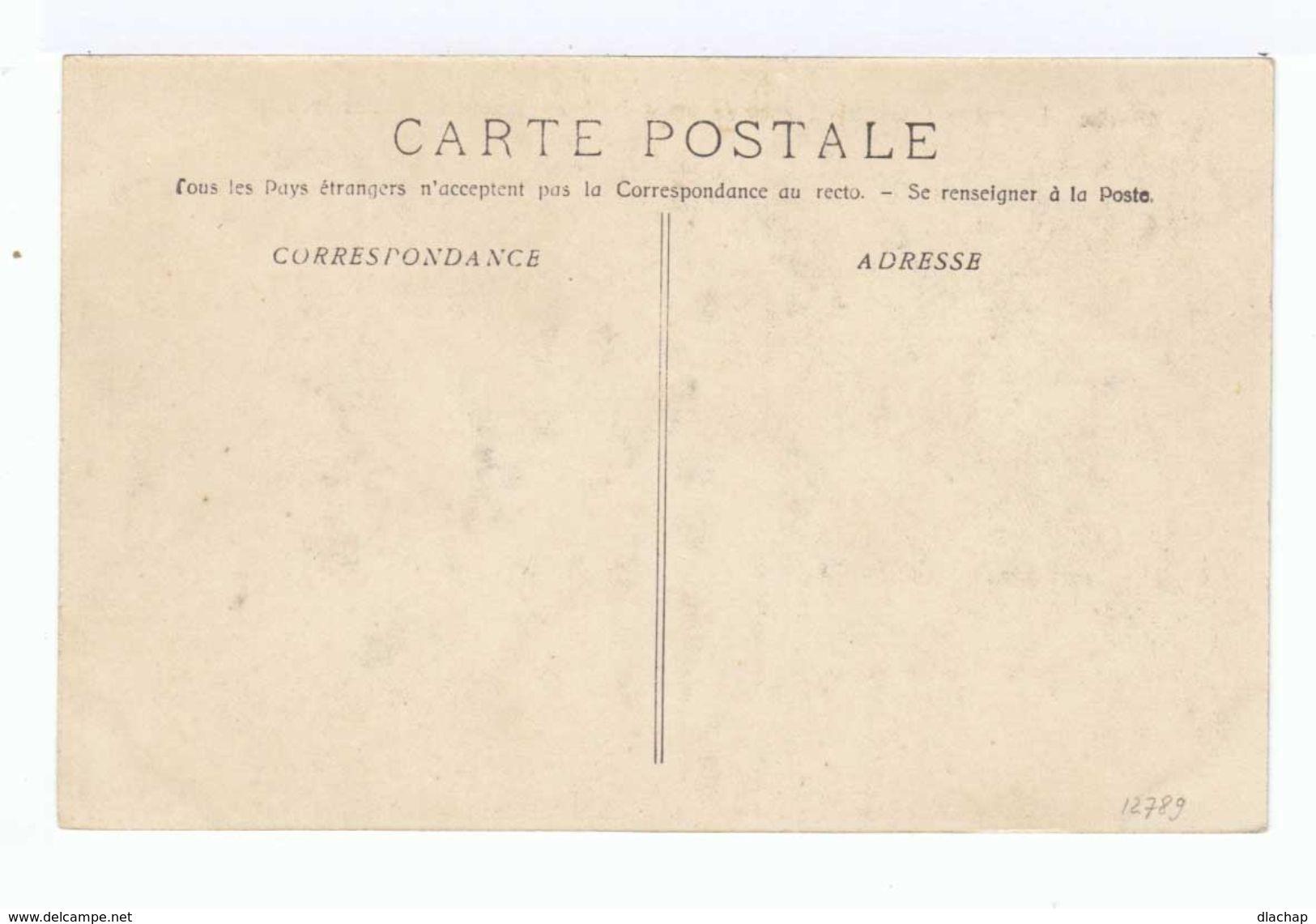 Marseille. Exposition Coloniale. Section De La Cochinchine. Station Des Pousses  (2223) - Expositions Coloniales 1906 - 1922